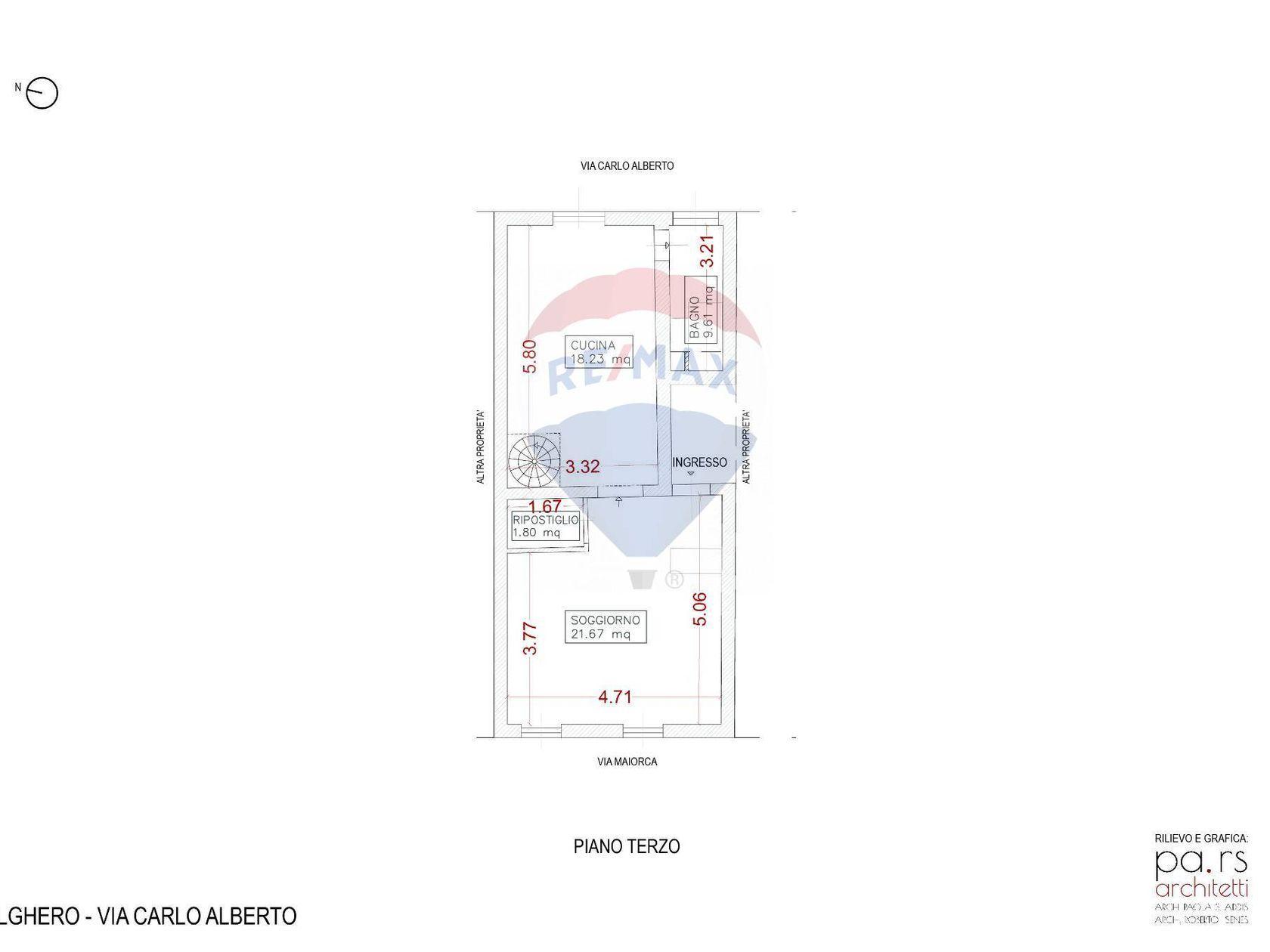 Appartamento Alghero, SS Vendita - Planimetria 6