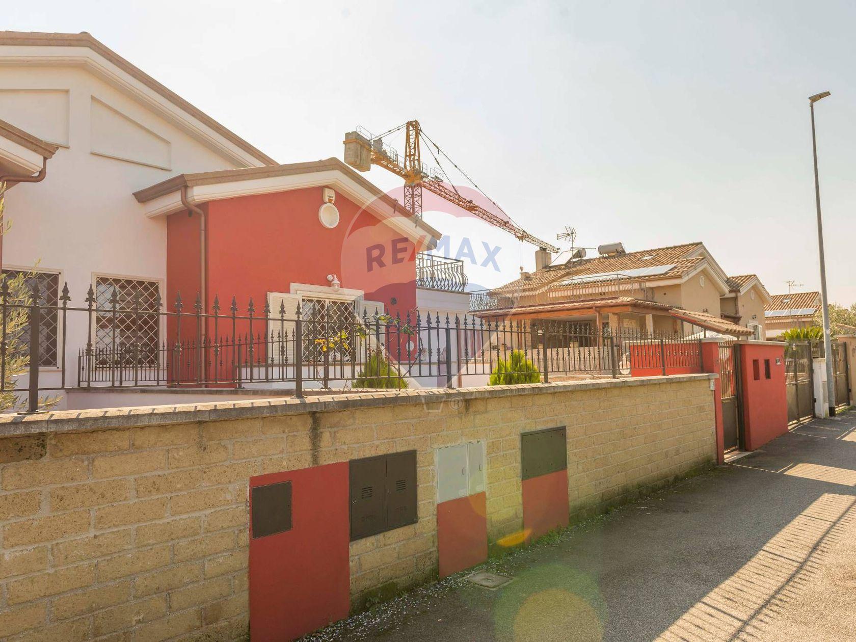 Villetta bifamiliare Castelverde Di Lunghezza, Roma, RM Vendita - Foto 51
