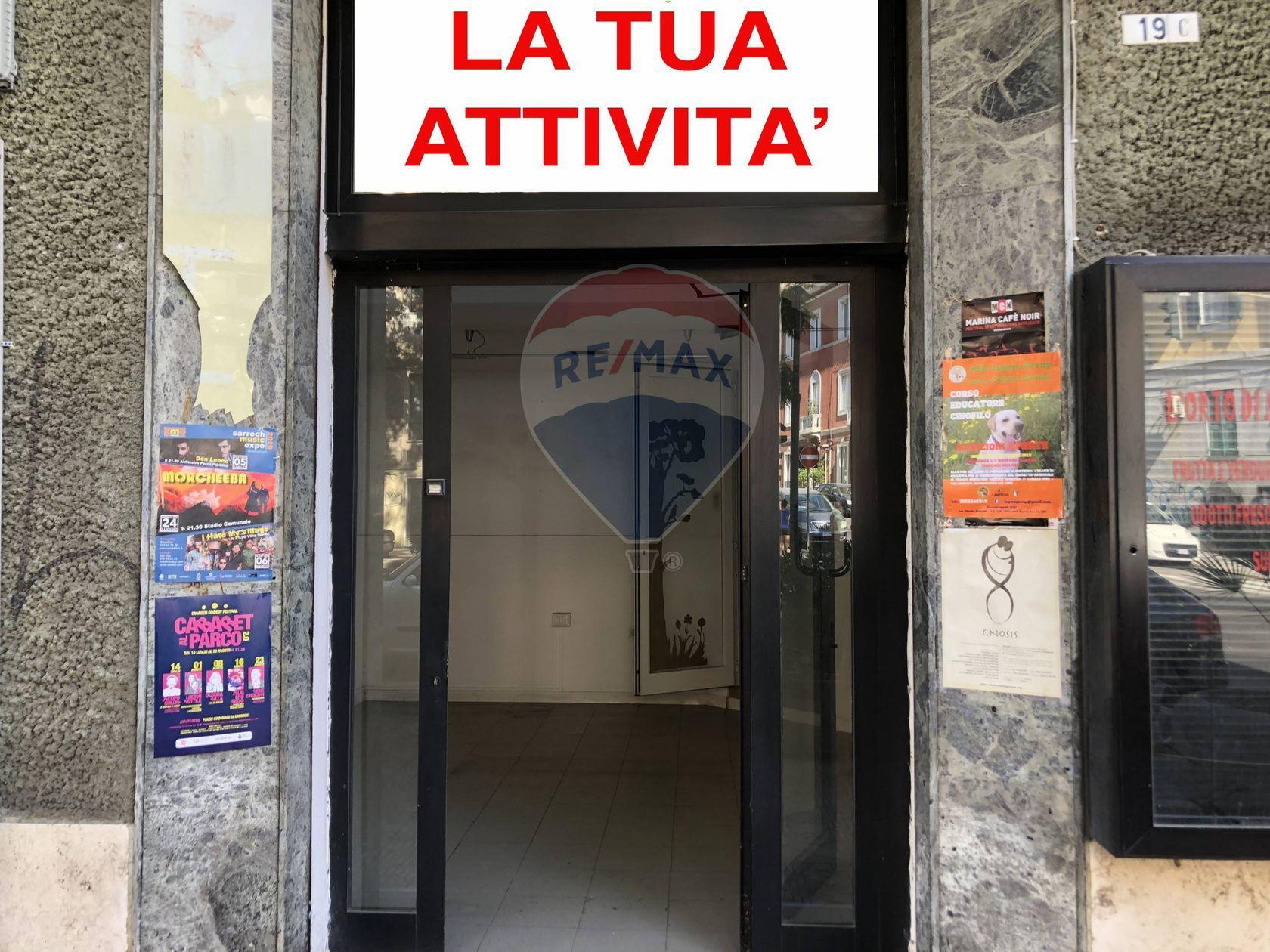 Locale Commerciale San Benedetto, Cagliari, CA Affitto
