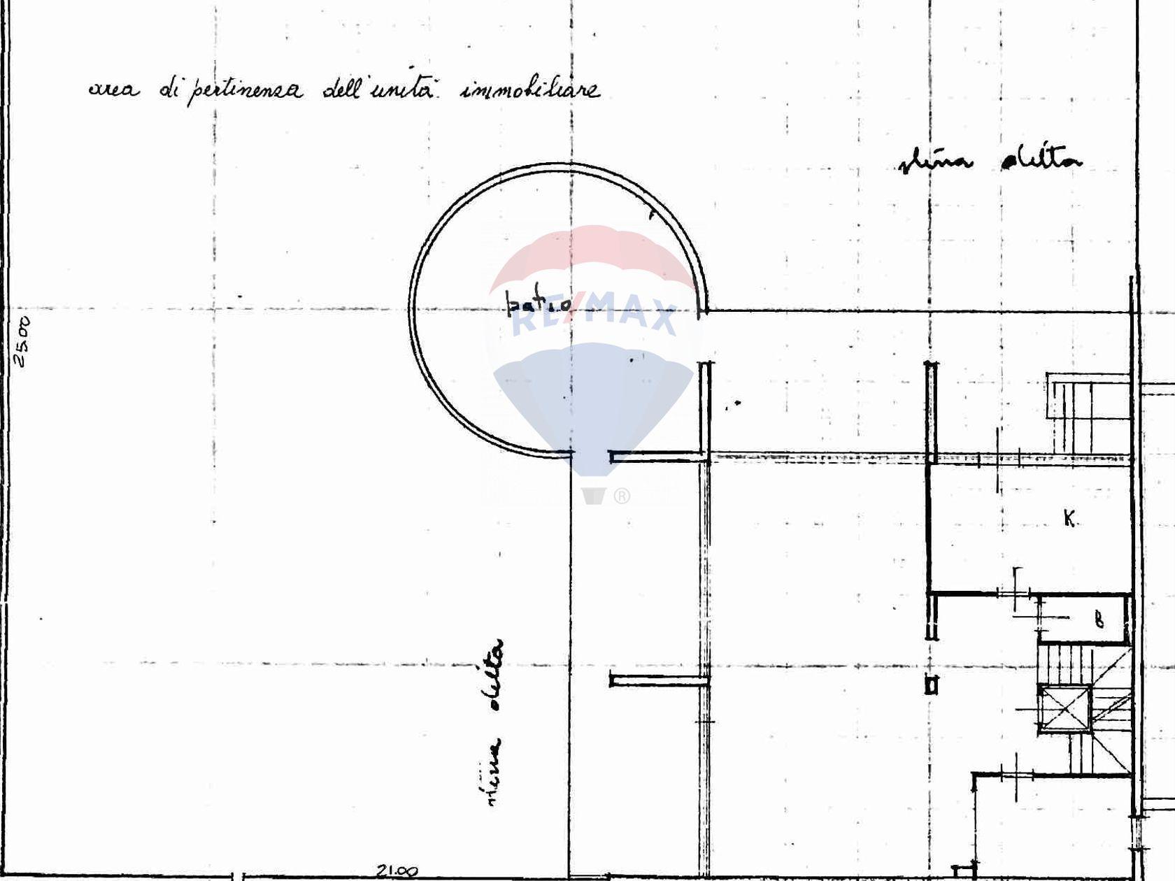Villa o villino S. Spirito, Bari, BA Vendita - Planimetria 1
