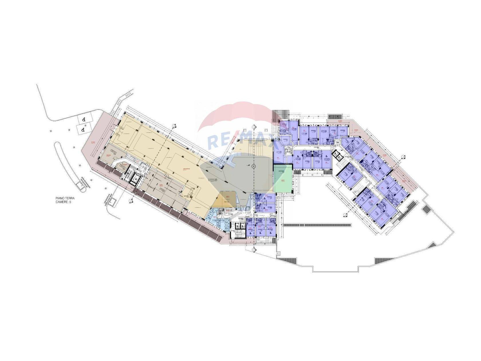 Albergo/Hotel Ponte di Legno, BS Vendita - Planimetria 2