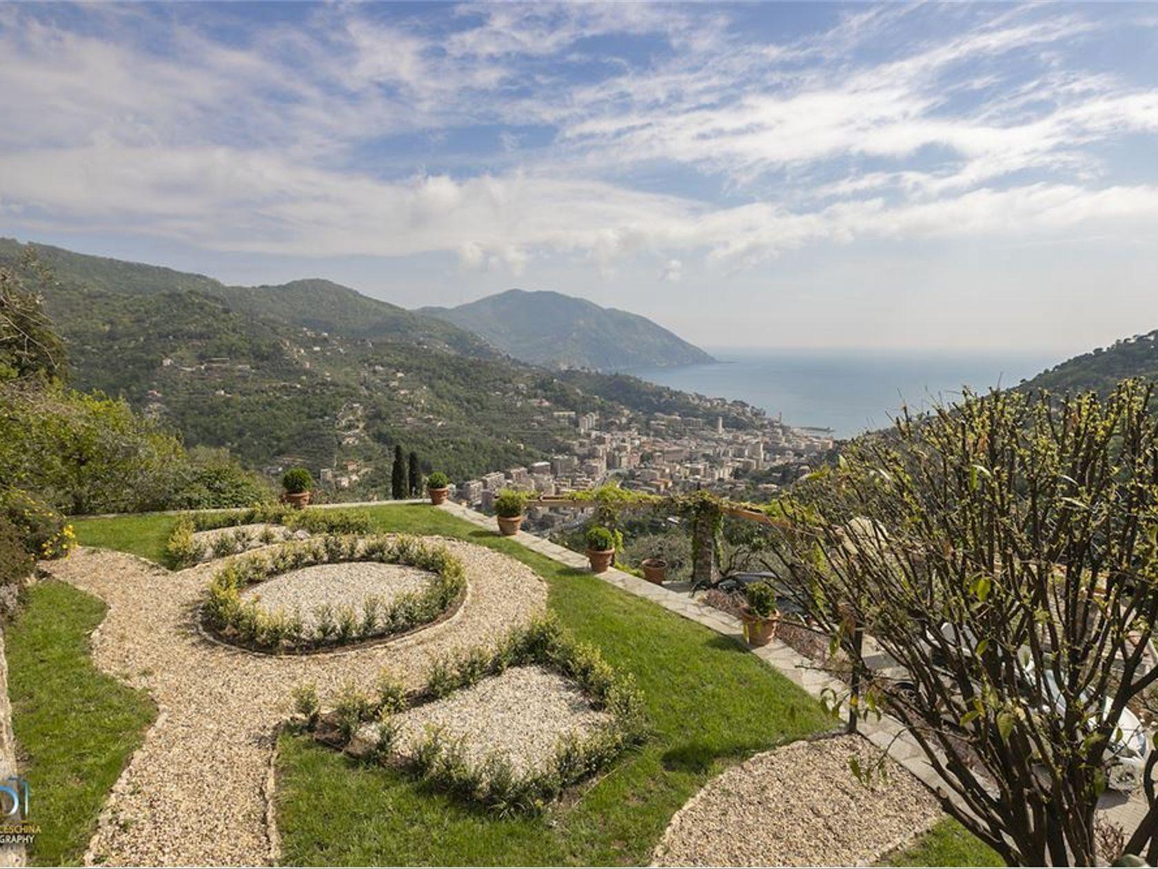 Villa singola Recco, GE Vendita - Foto 105