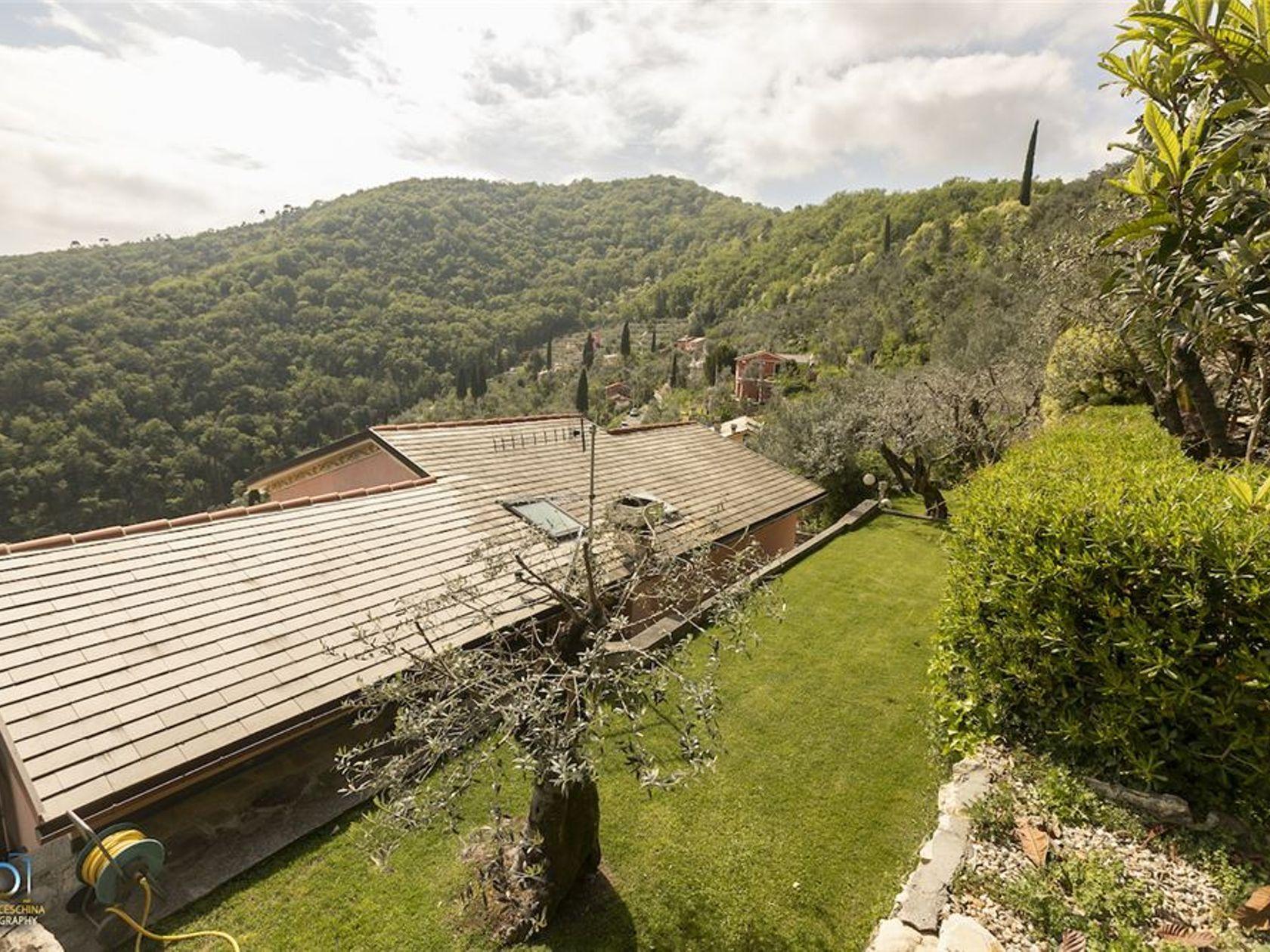 Villa singola Recco, GE Vendita - Foto 84