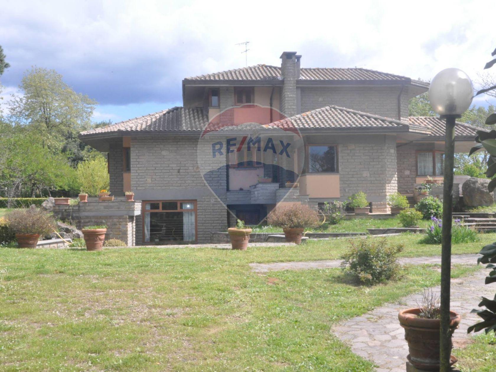 Villa singola Canale Monterano, RM Vendita - Foto 53