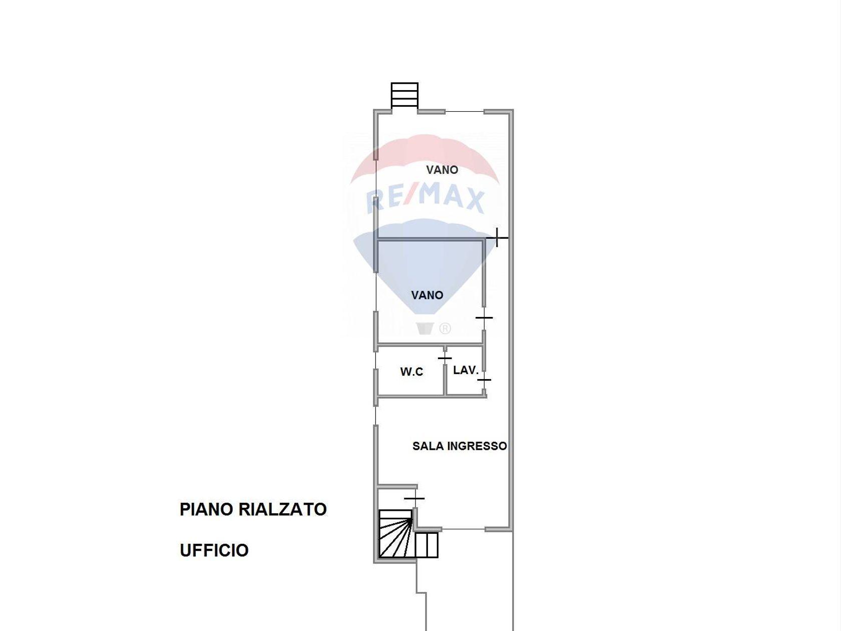 Villetta bifamiliare Trecastagni, CT Vendita - Planimetria 1