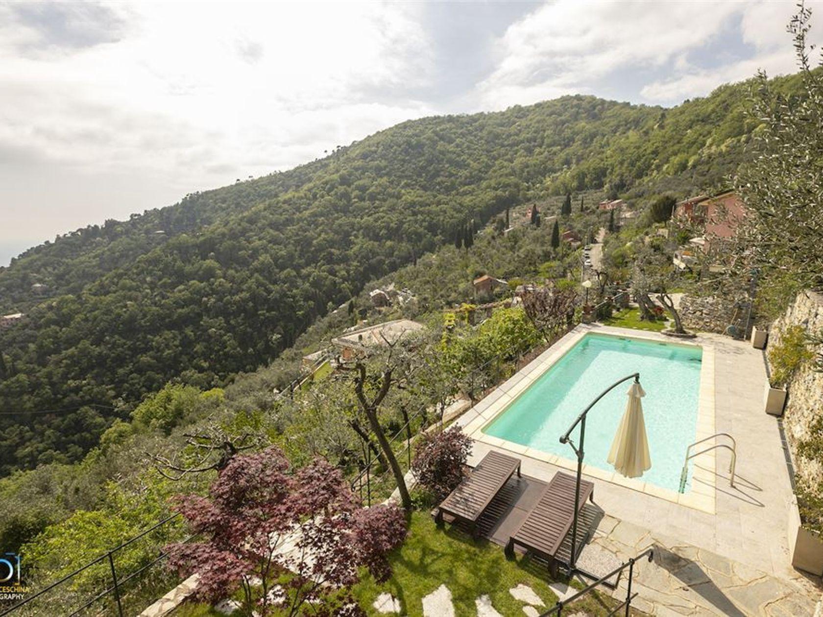 Villa singola Recco, GE Vendita - Foto 66