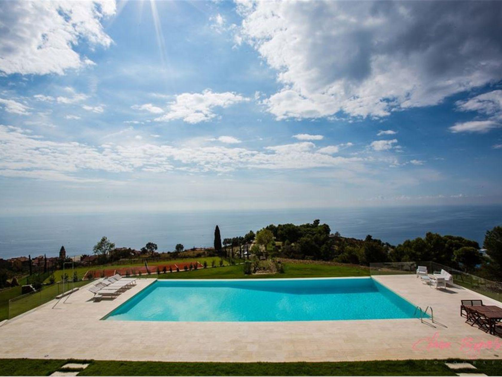 Villa singola Cipressa, IM Vendita - Foto 30