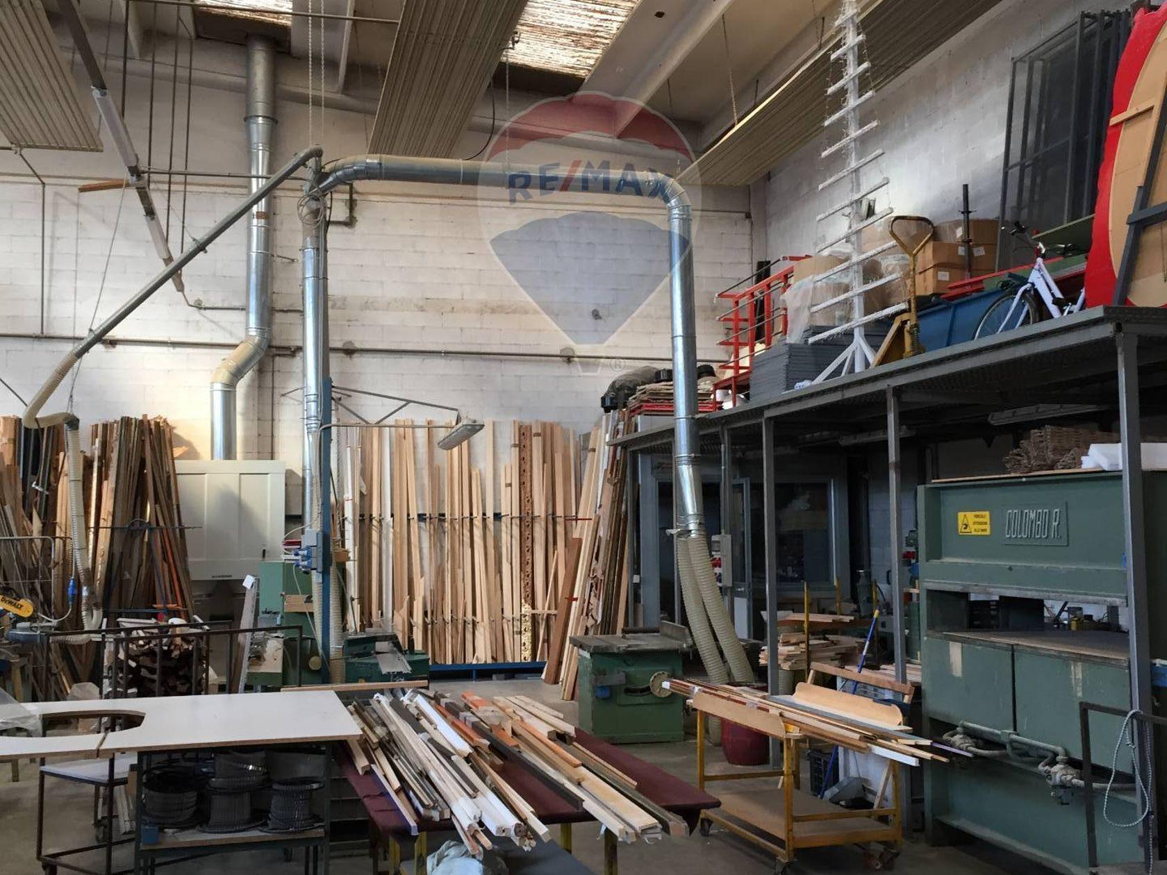 Capannone Industriale Turate, CO Vendita - Foto 7