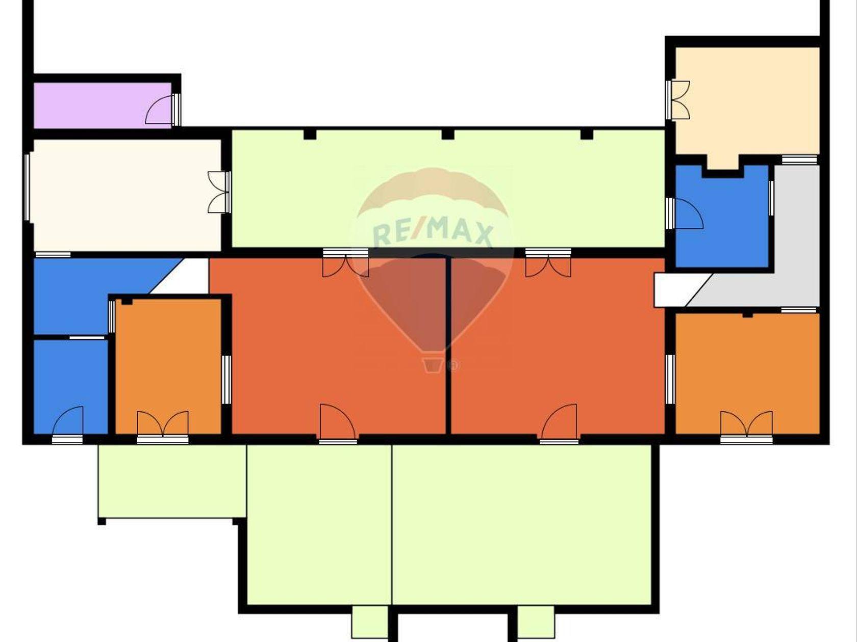 Cascina/Casale Tuerra I, San Vito, CA Vendita - Planimetria 1