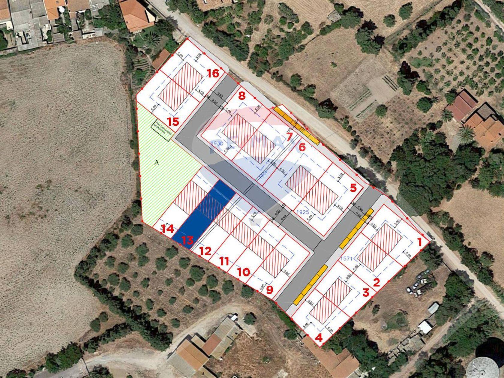 Terreno Edificabile Donigala Fenughedu, Oristano, OR Vendita