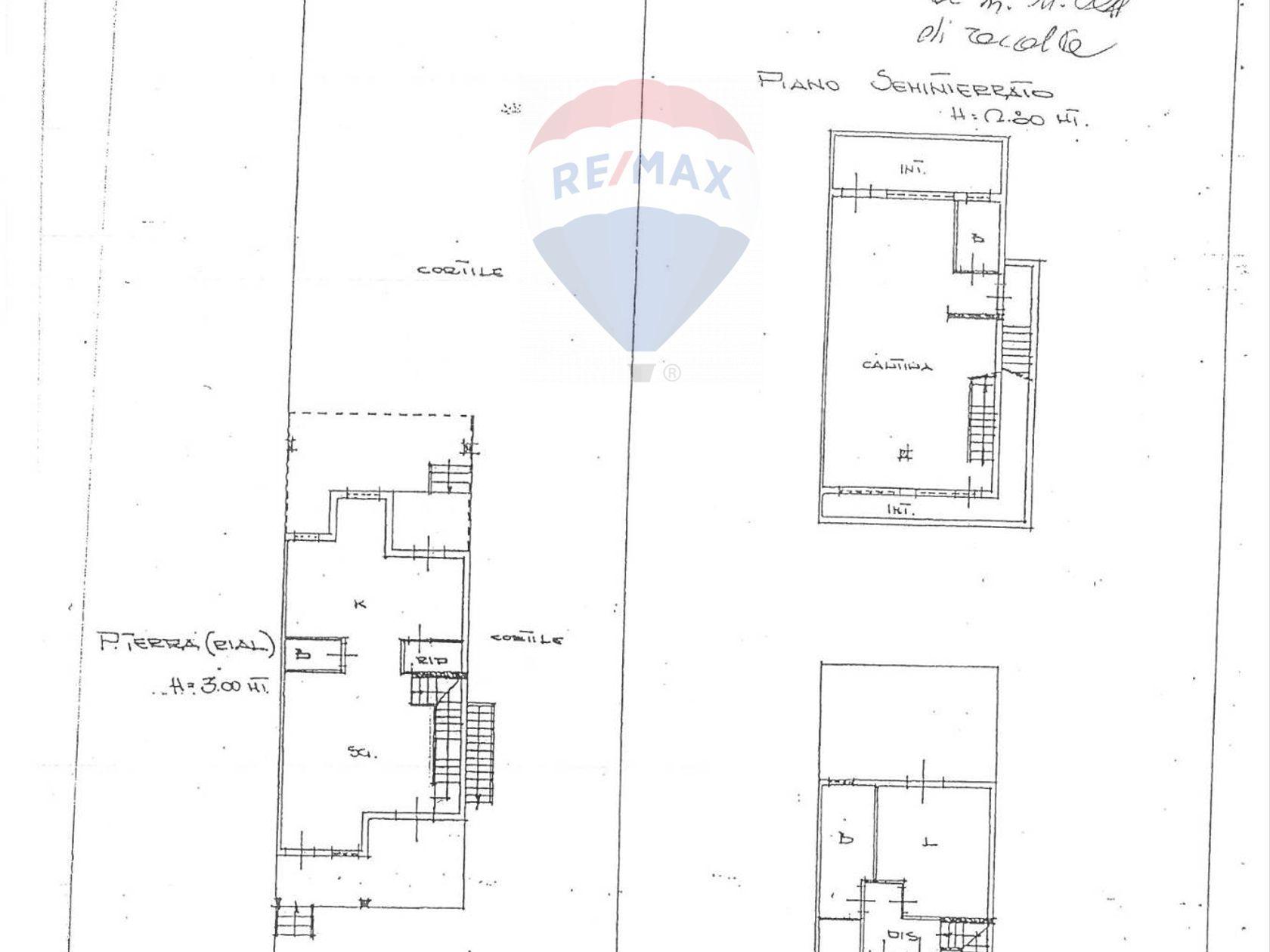 Villa singola Bari, BA Vendita - Planimetria 1