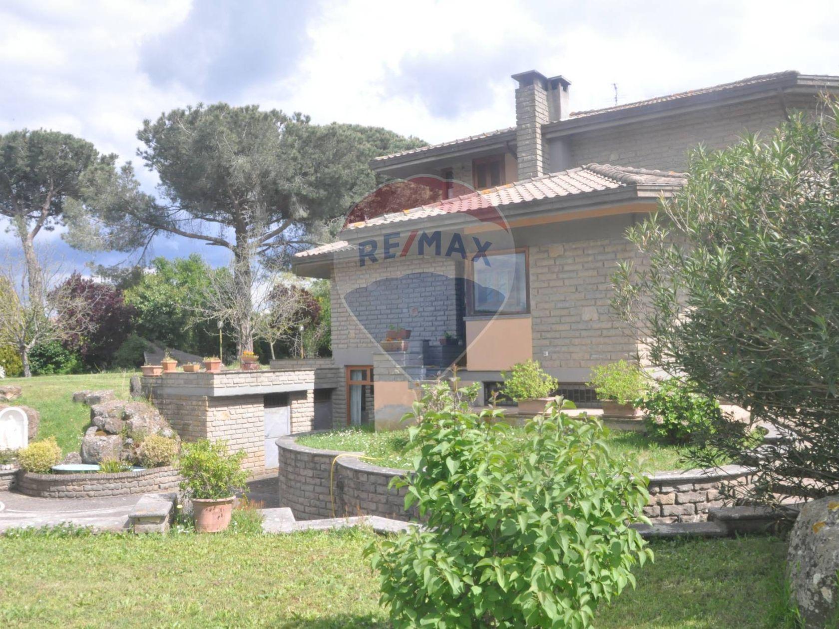Villa singola Canale Monterano, RM Vendita - Foto 49