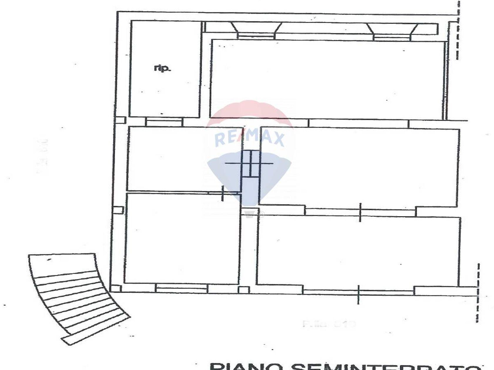 Villa singola Spigno Saturnia, LT Vendita - Planimetria 1