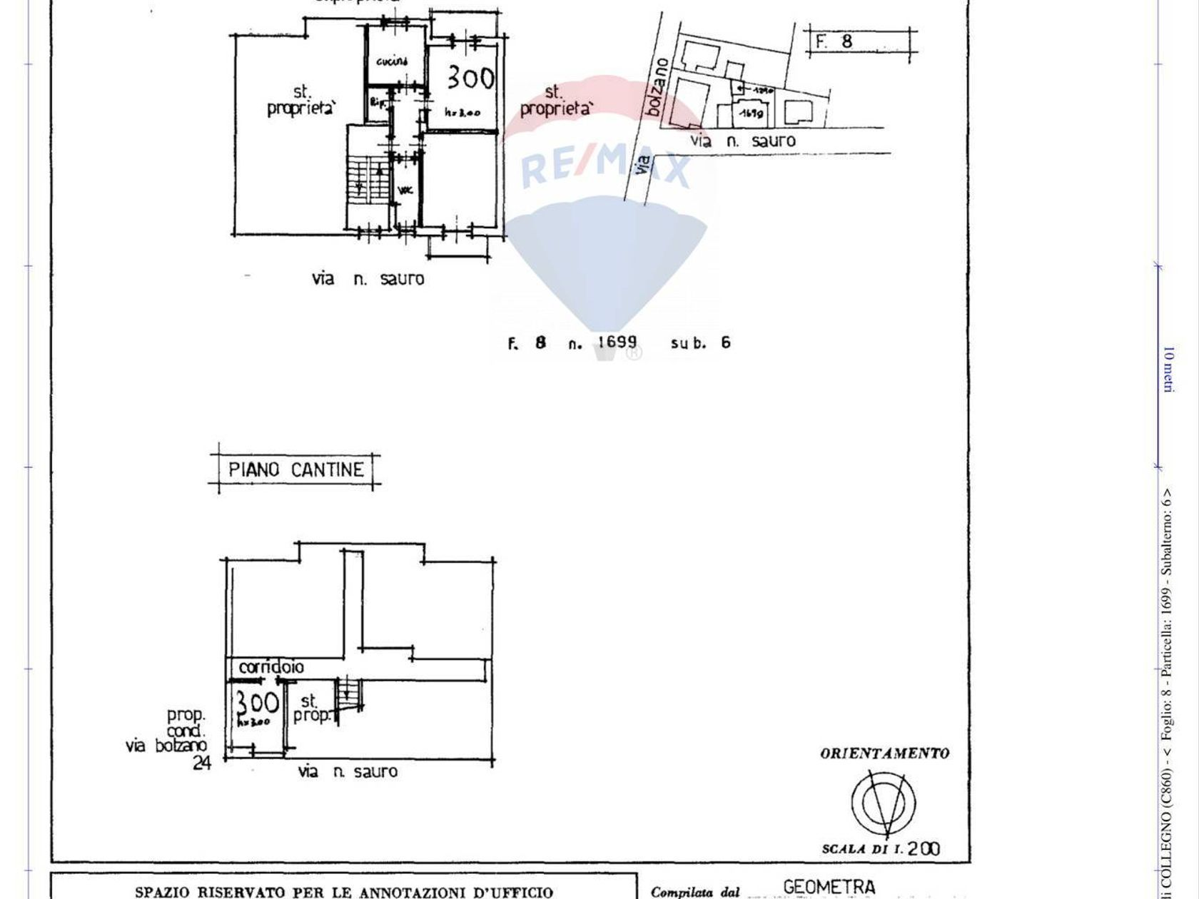 Casa Indipendente Santa Maria, Collegno, TO Vendita - Planimetria 4
