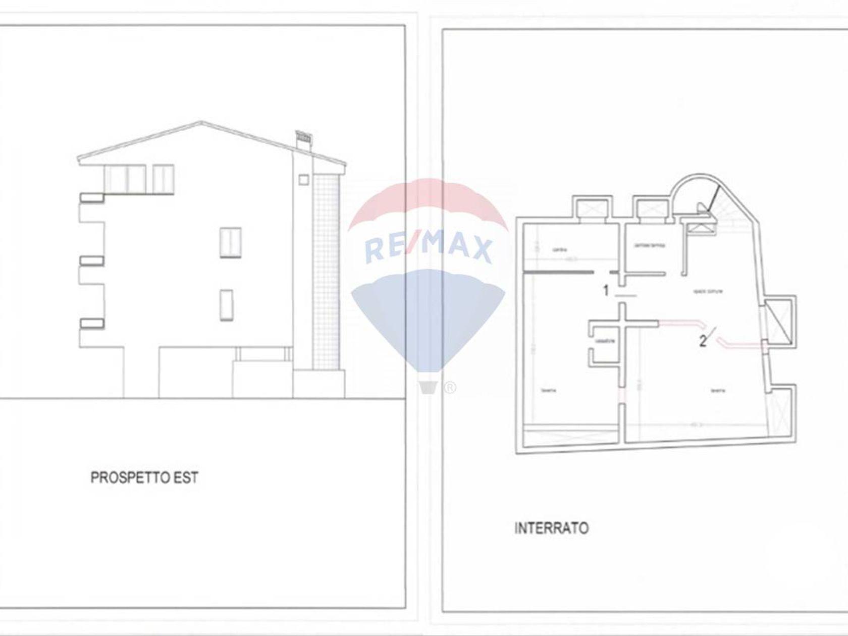 Casa Indipendente Quinzano, Verona, VR Vendita - Planimetria 2