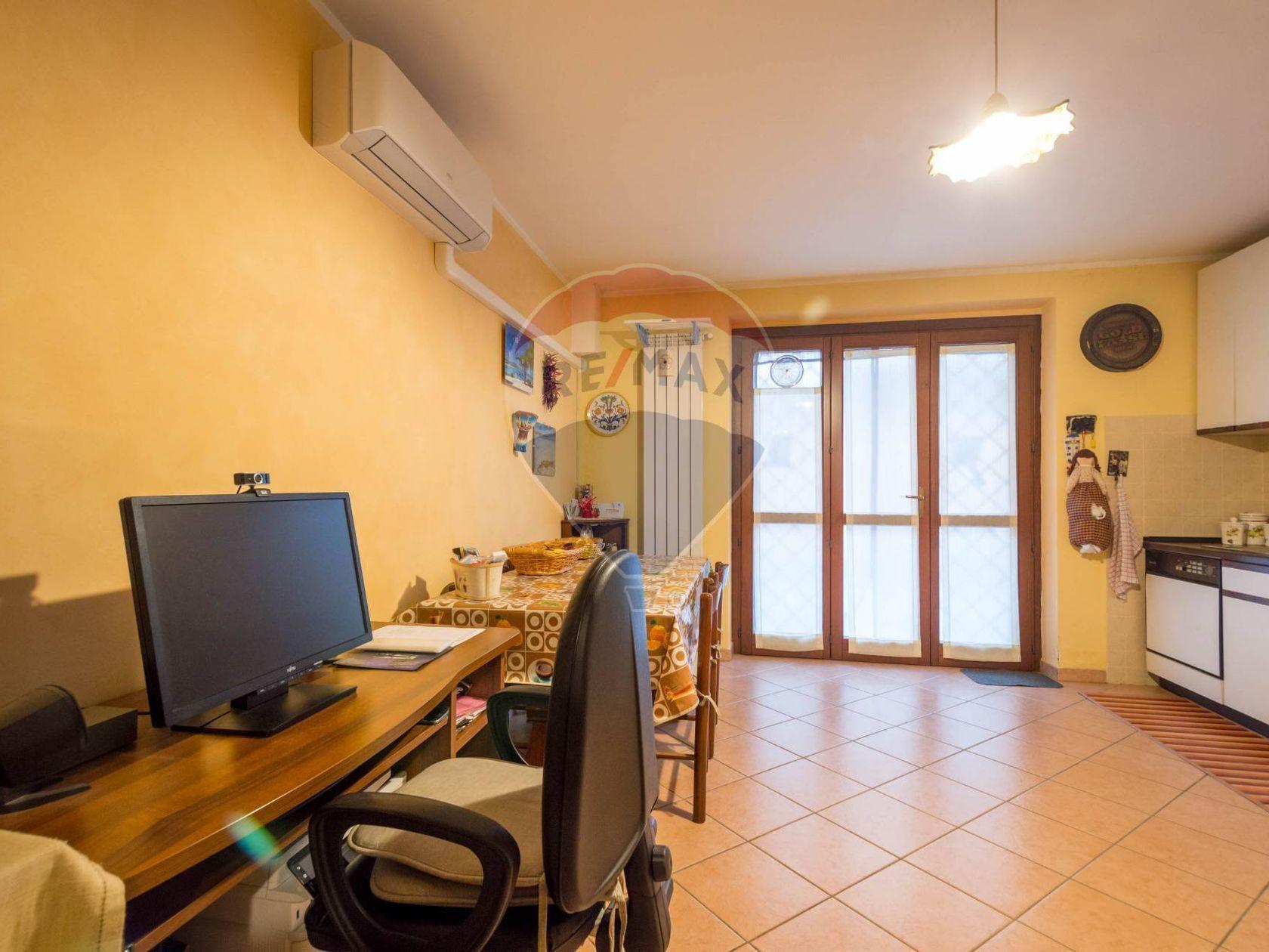 Porzione di villa Roma - Castelverde - Villaggio Prenestino, Roma, RM Vendita - Foto 10