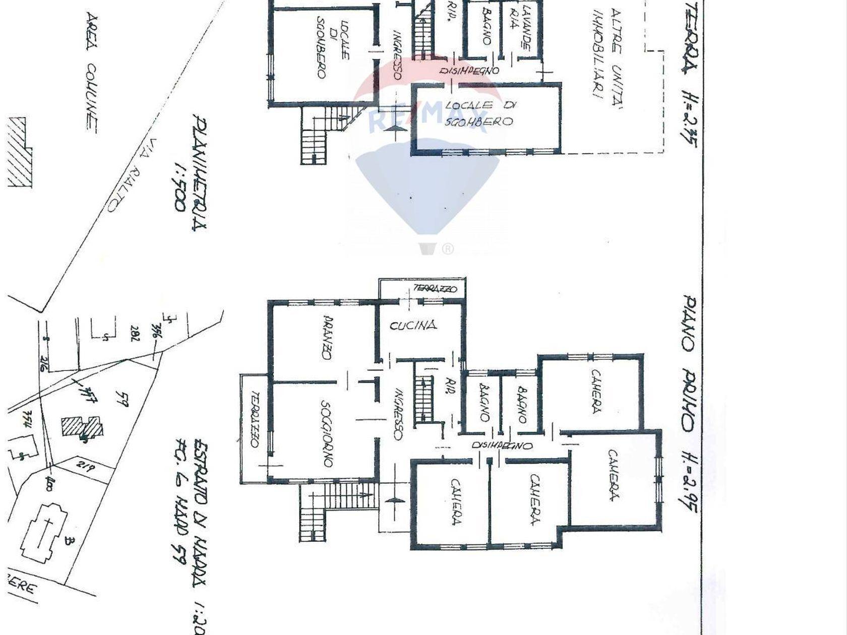 Villa singola Cona, VE Vendita - Planimetria 2
