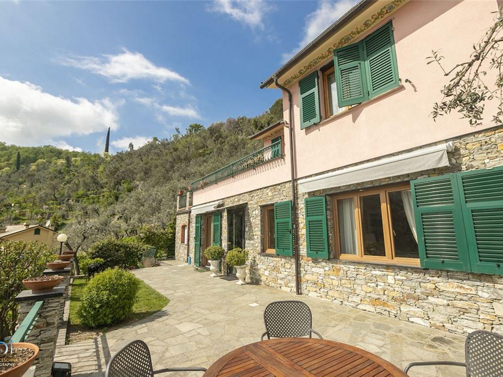 Villa singola Recco, GE Vendita - Foto 100