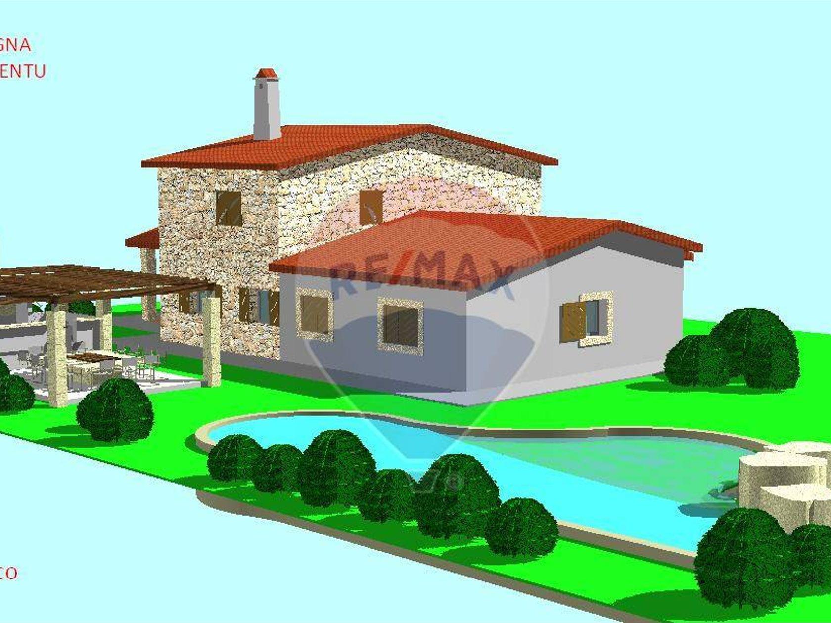 Villa singola Vignola Mare, Aglientu, OT Vendita - Planimetria 3