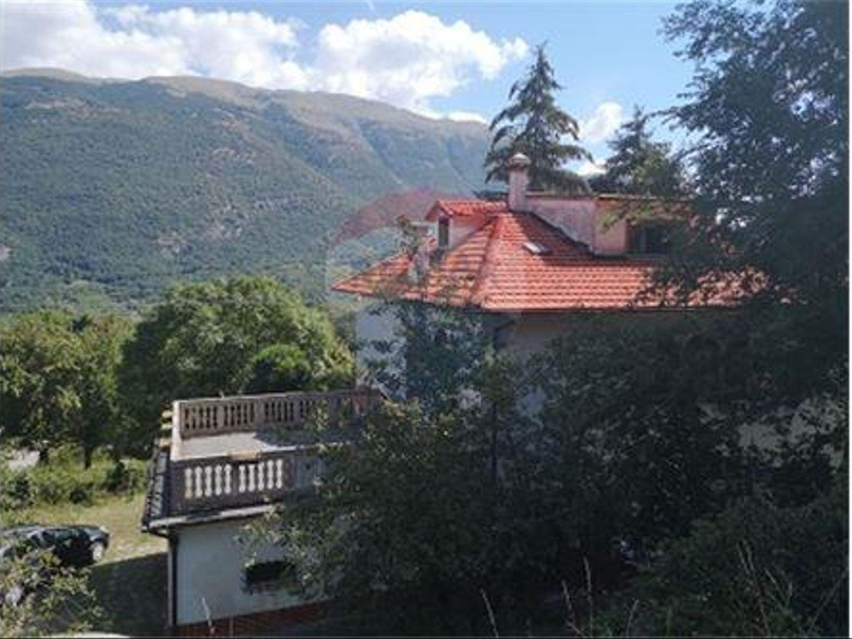 Villa singola Civitella Alfedena, AQ Vendita - Foto 14