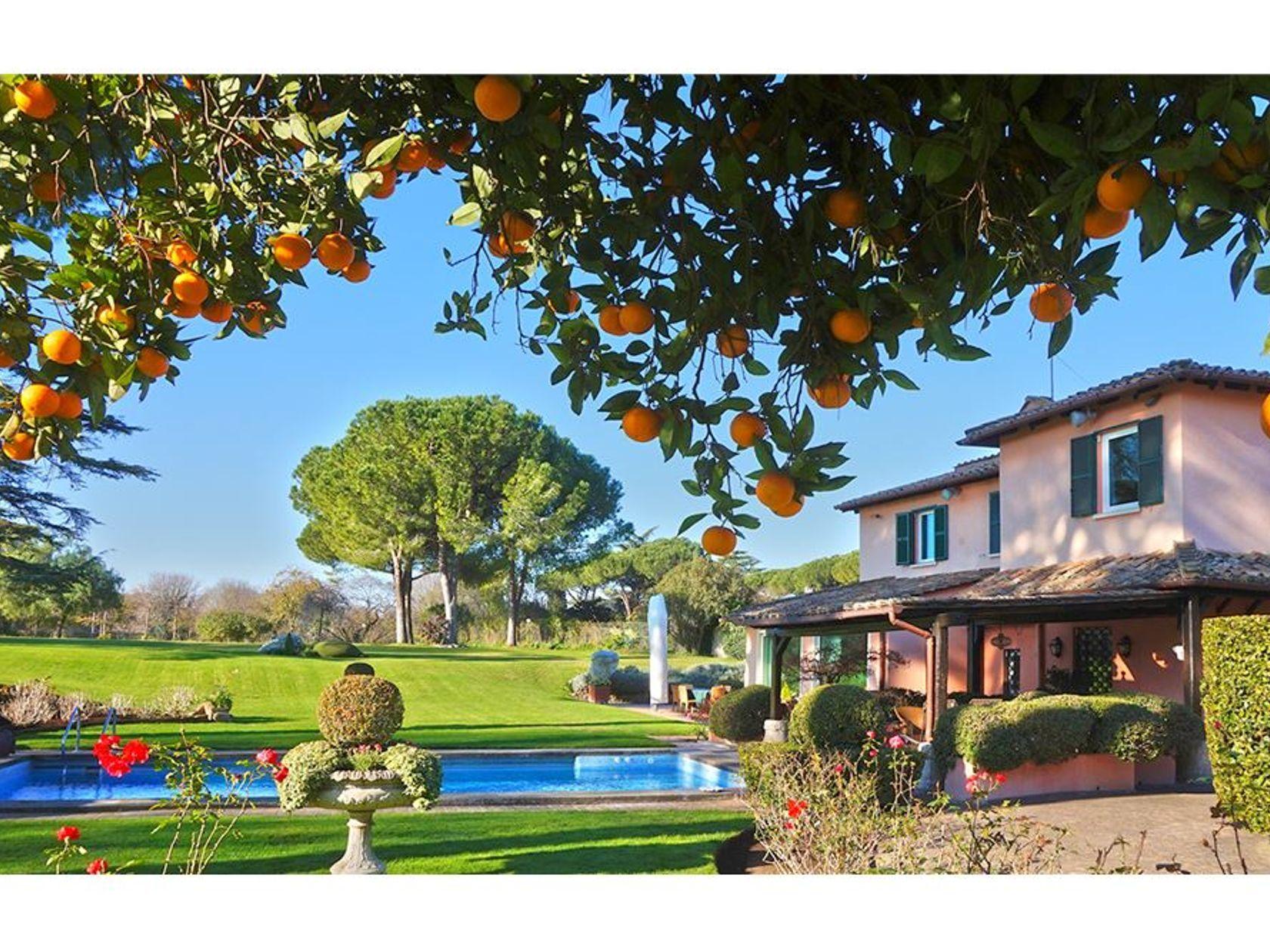 Villa singola Aventino, Roma, RM Vendita - Foto 2