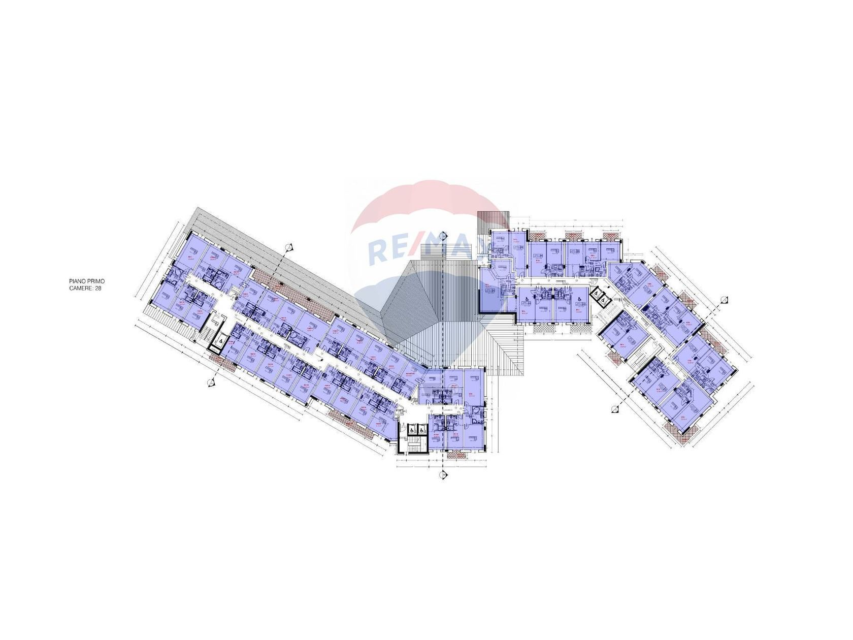 Albergo/Hotel Ponte di Legno, BS Vendita - Planimetria 3