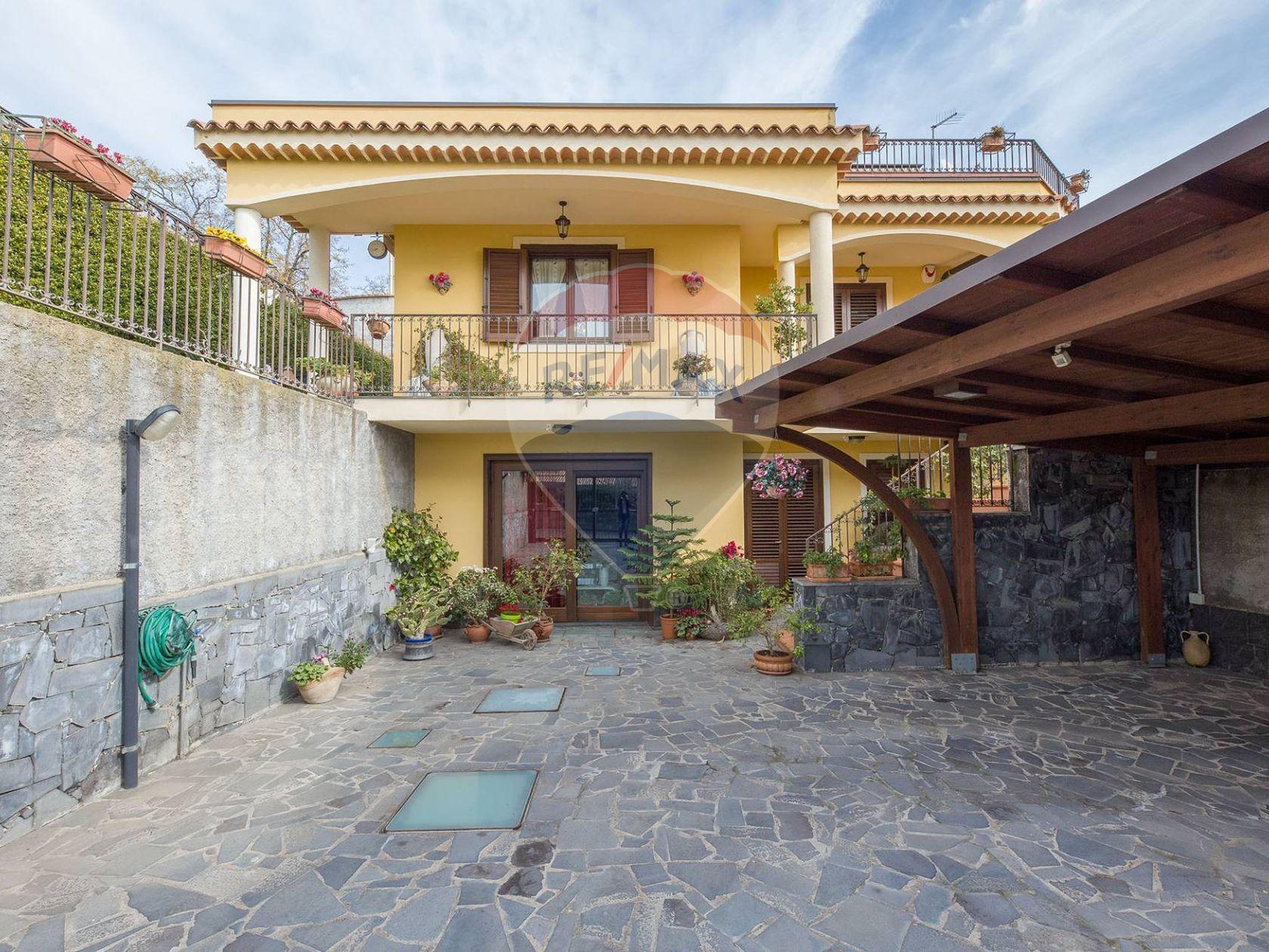 Villa singola Viagrande, CT Vendita - Foto 45