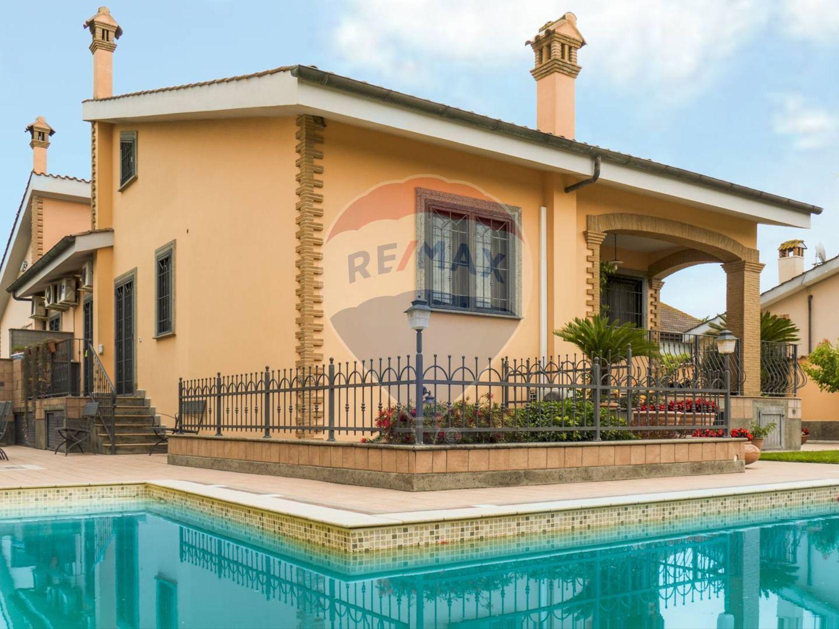 Villa singola Infernetto, Roma, RM Vendita