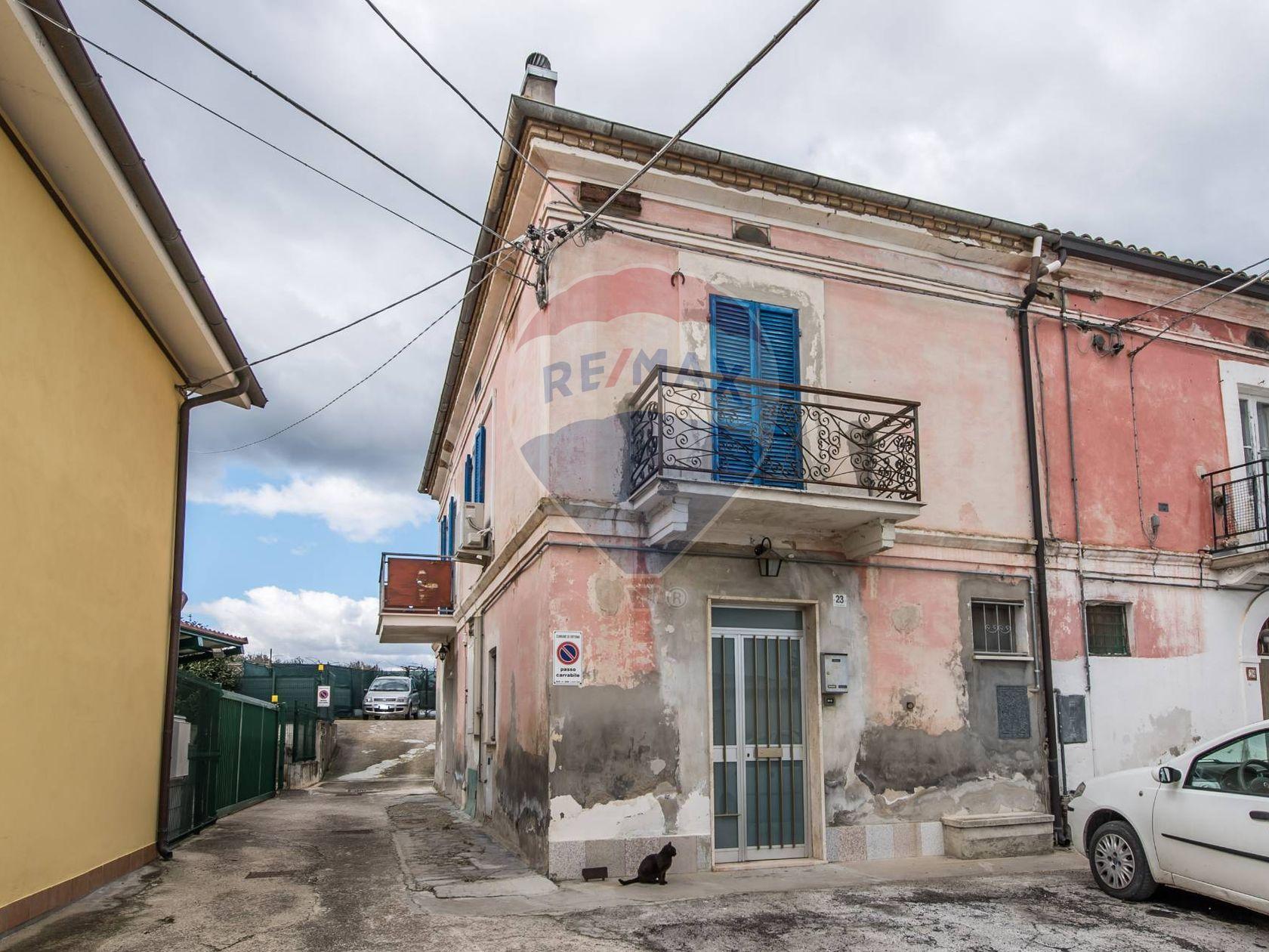 Casa Semindipendente Ortona, CH Vendita - Foto 6