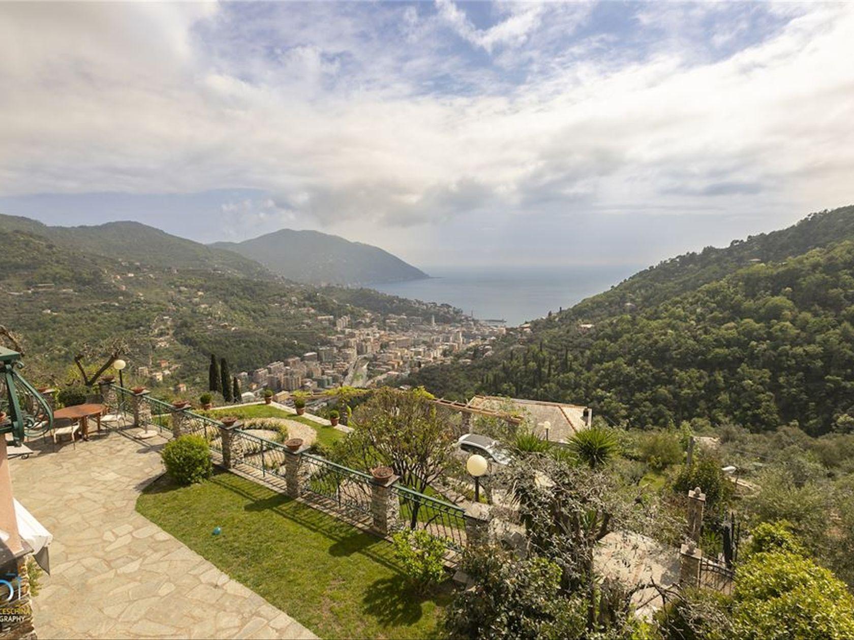 Villa singola Recco, GE Vendita - Foto 5