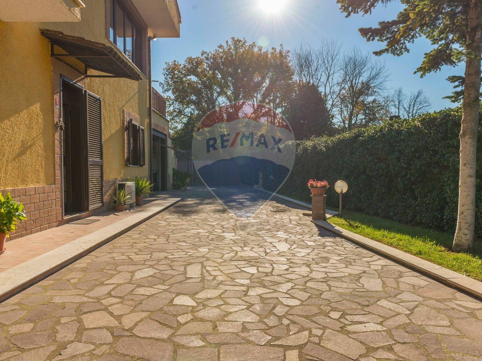 Villa singola Castelnuovo di Porto, RM Vendita - Foto 63