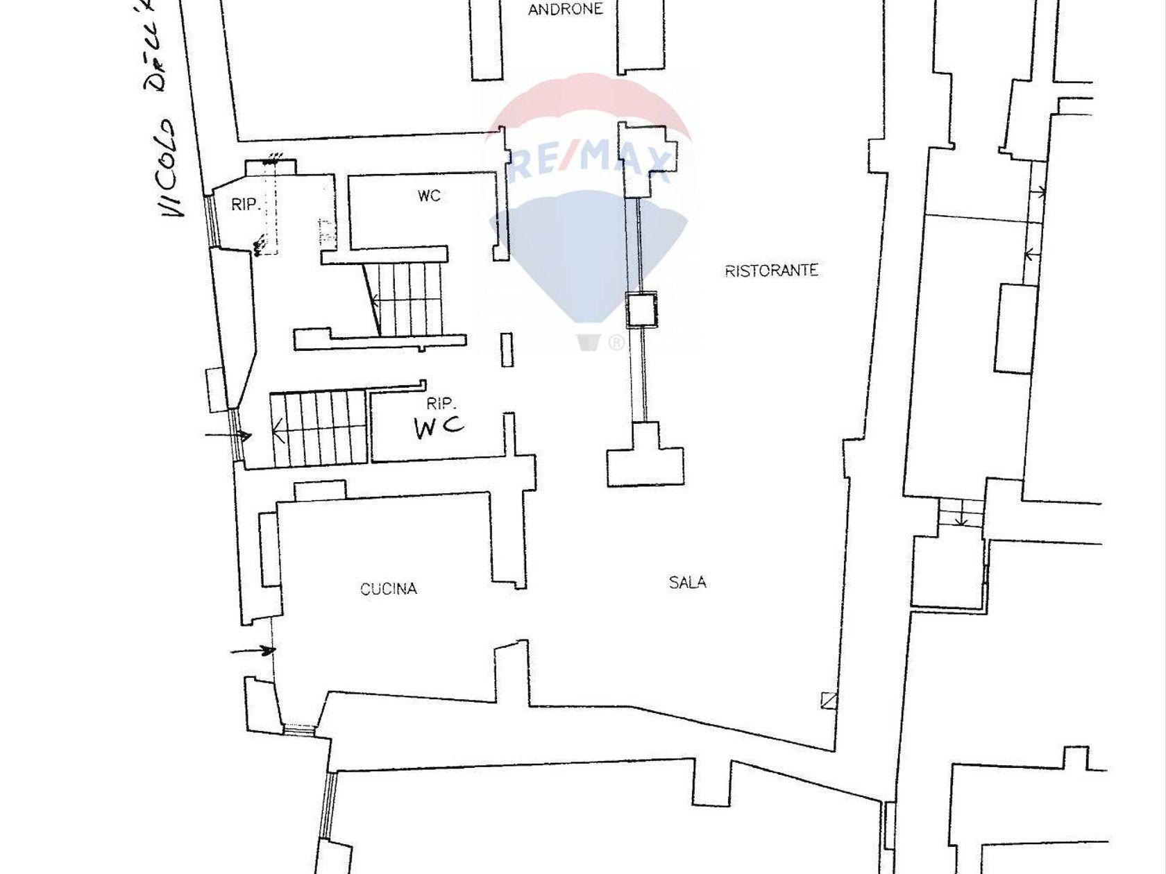 Stabile/Palazzo Spoleto, PG Affitto - Planimetria 4