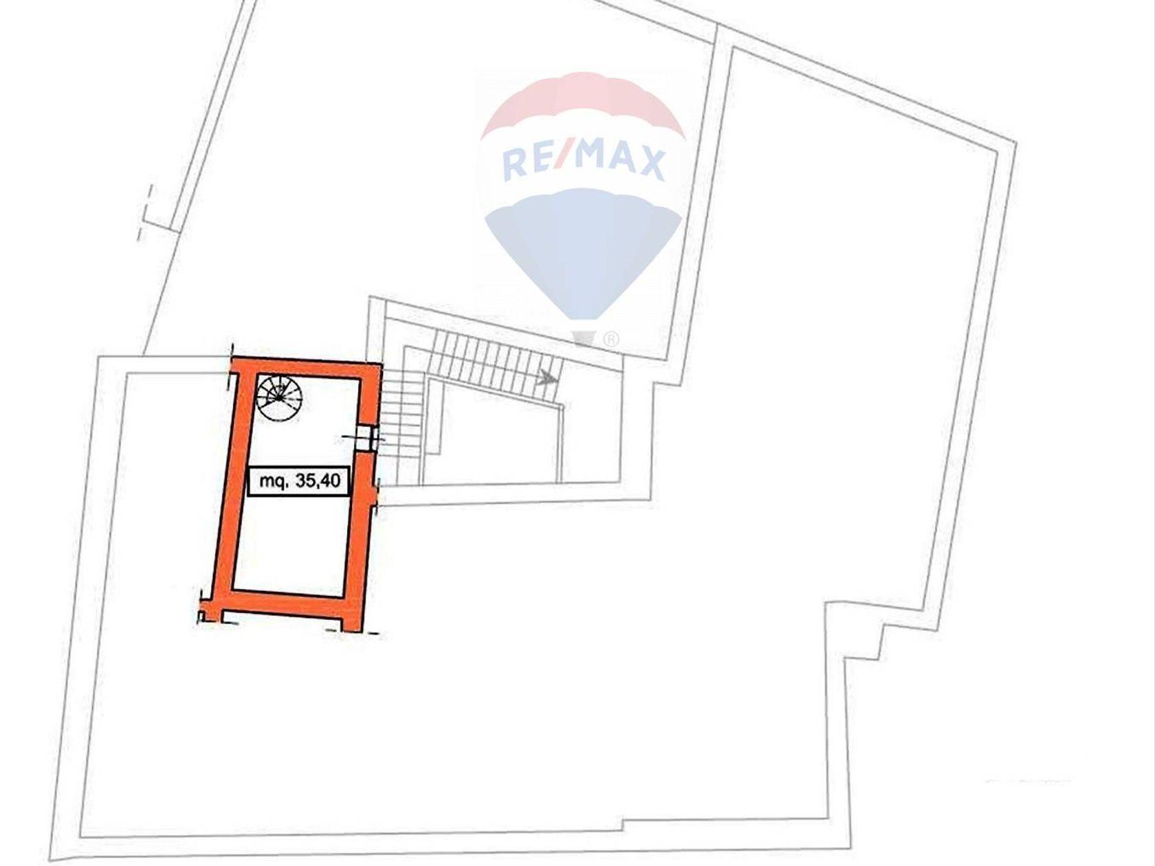 Casa Indipendente Trastevere, Roma, RM Vendita - Planimetria 2