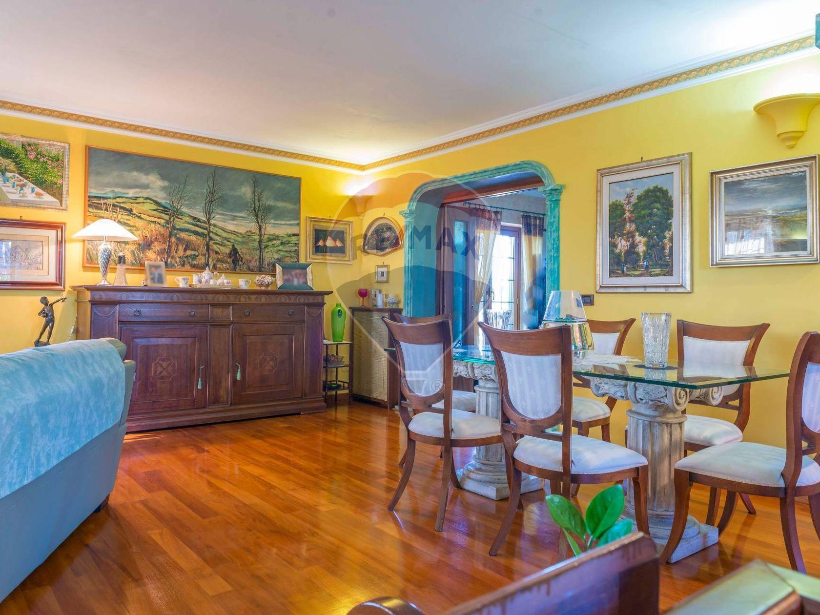 Villa singola Castelnuovo di Porto, RM Vendita - Foto 7