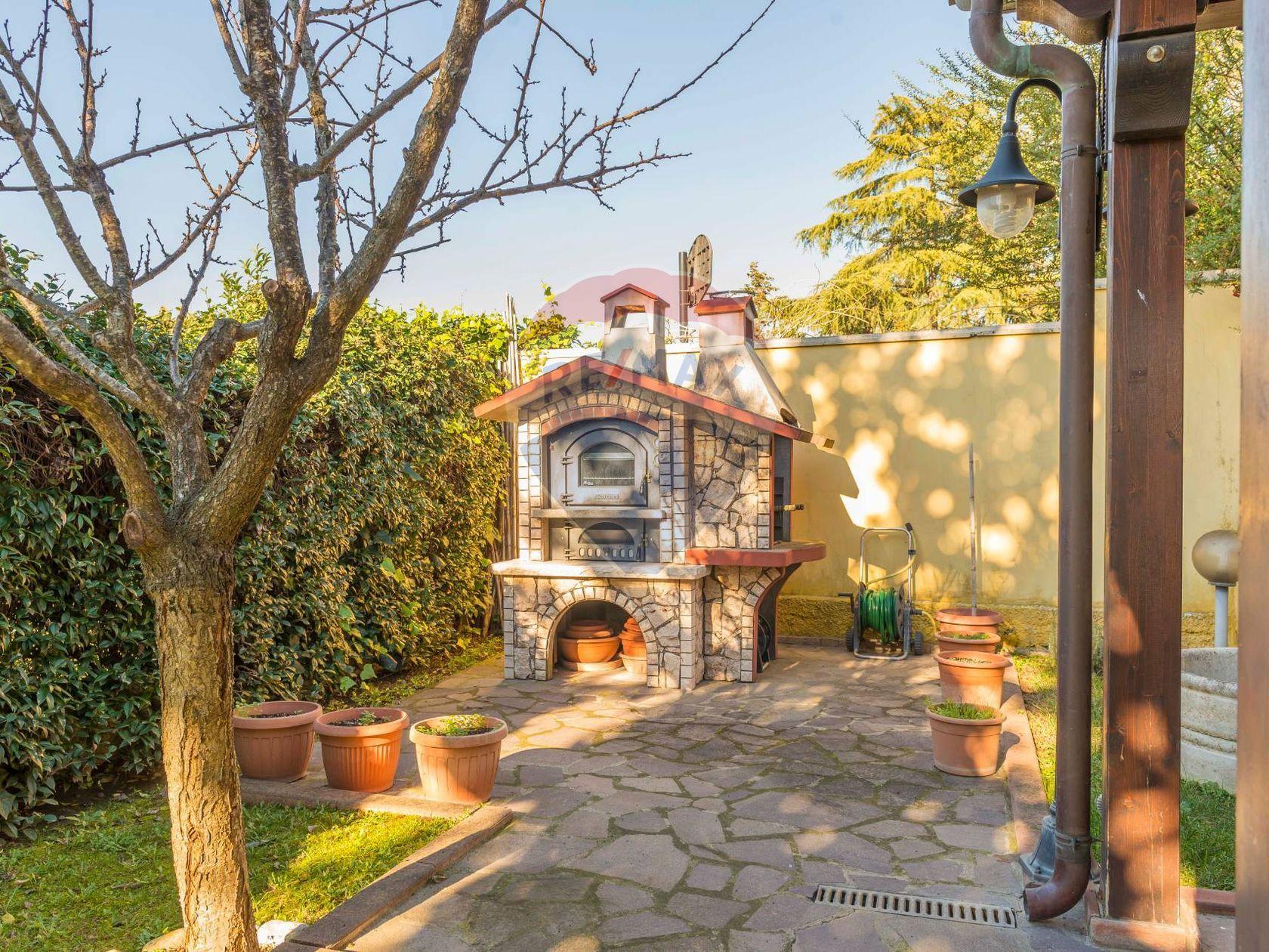 Villa singola Castelnuovo di Porto, RM Vendita - Foto 64