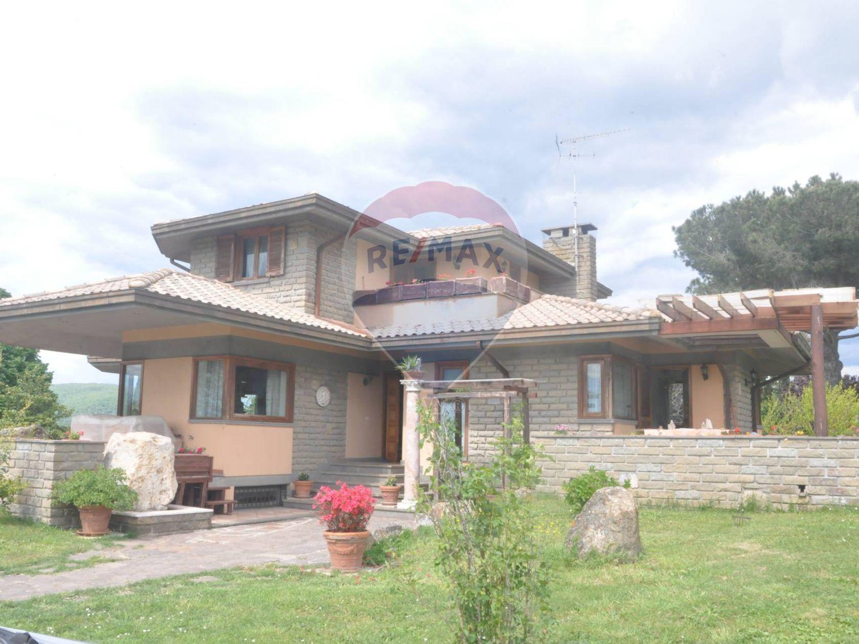 Villa singola Canale Monterano, RM Vendita - Foto 20