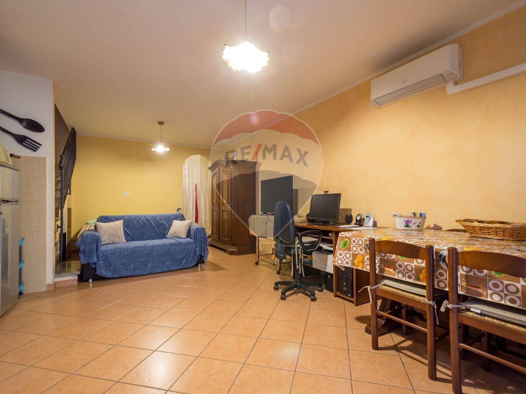 Porzione di villa Roma - Castelverde - Villaggio Prenestino, Roma, RM Vendita - Foto 3