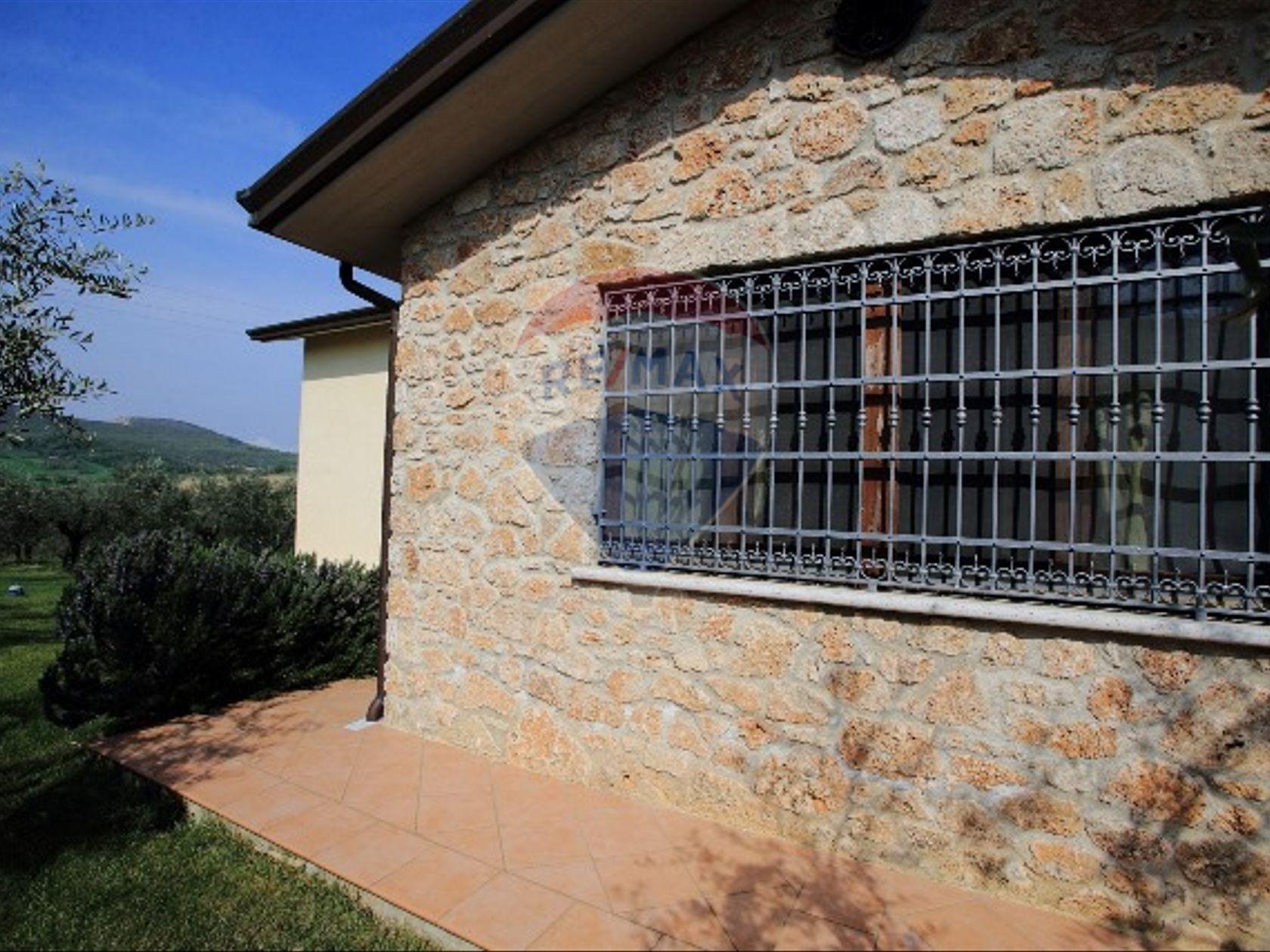 Villa singola Marcellano, Gualdo Cattaneo, PG Vendita - Planimetria 3