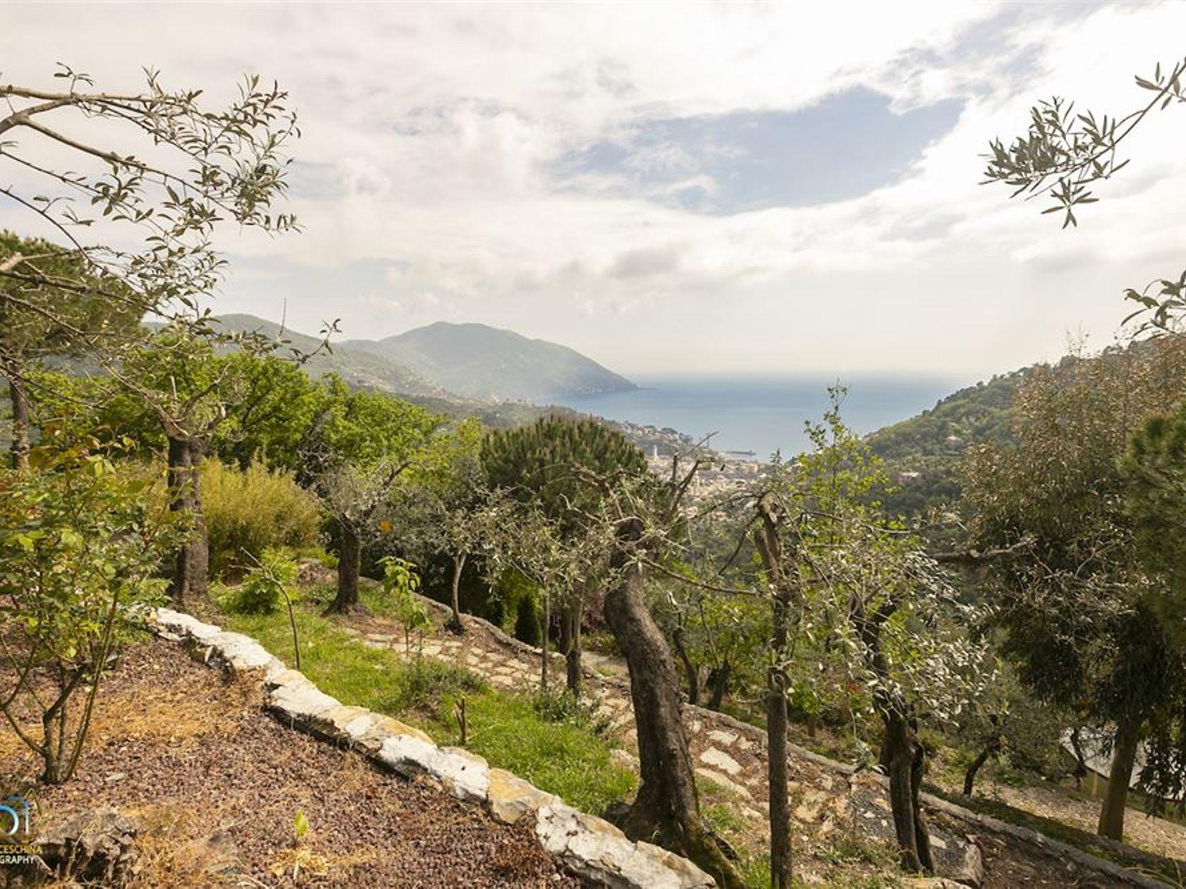 Villa singola Recco, GE Vendita - Foto 81