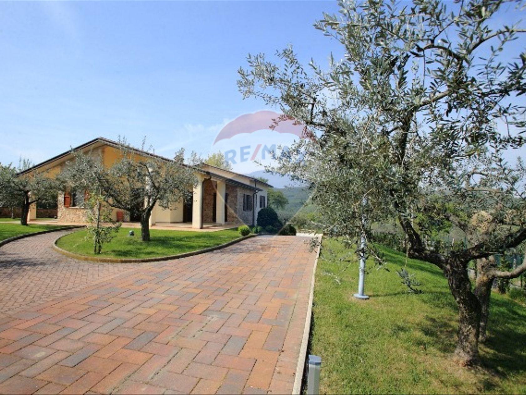 Villa singola Marcellano, Gualdo Cattaneo, PG Vendita - Planimetria 8