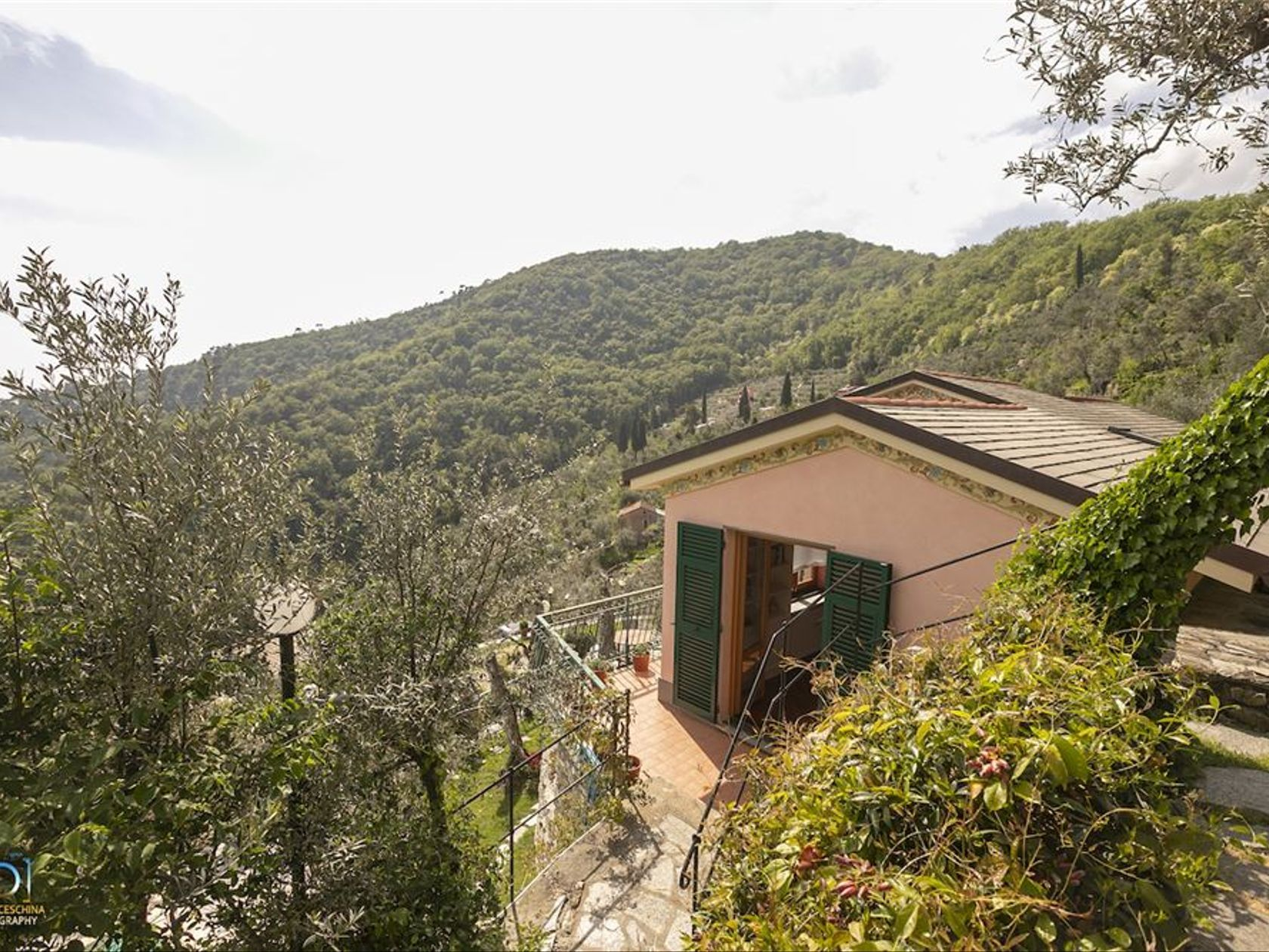 Villa singola Recco, GE Vendita - Foto 86
