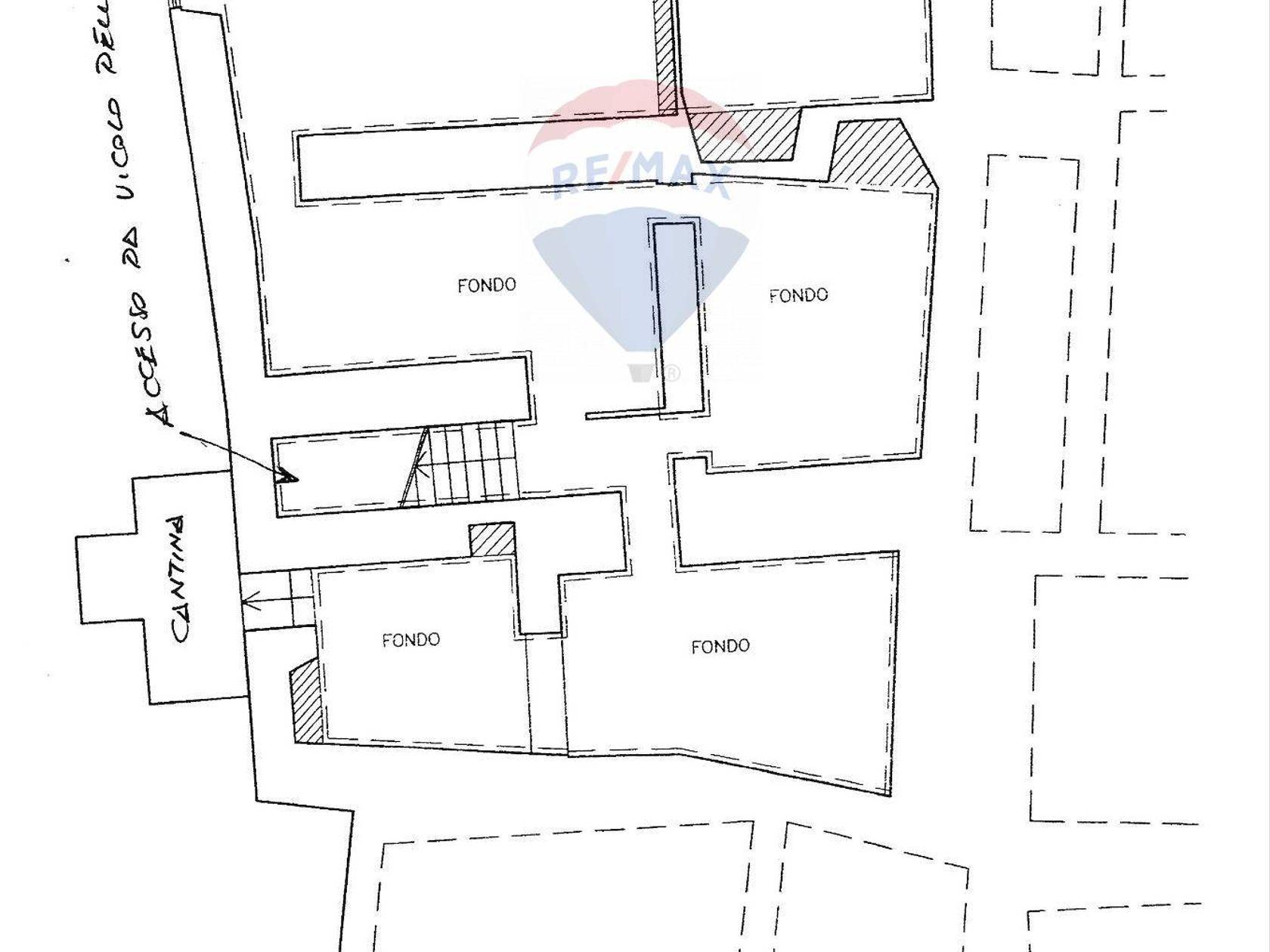 Stabile/Palazzo Spoleto, PG Affitto - Planimetria 3