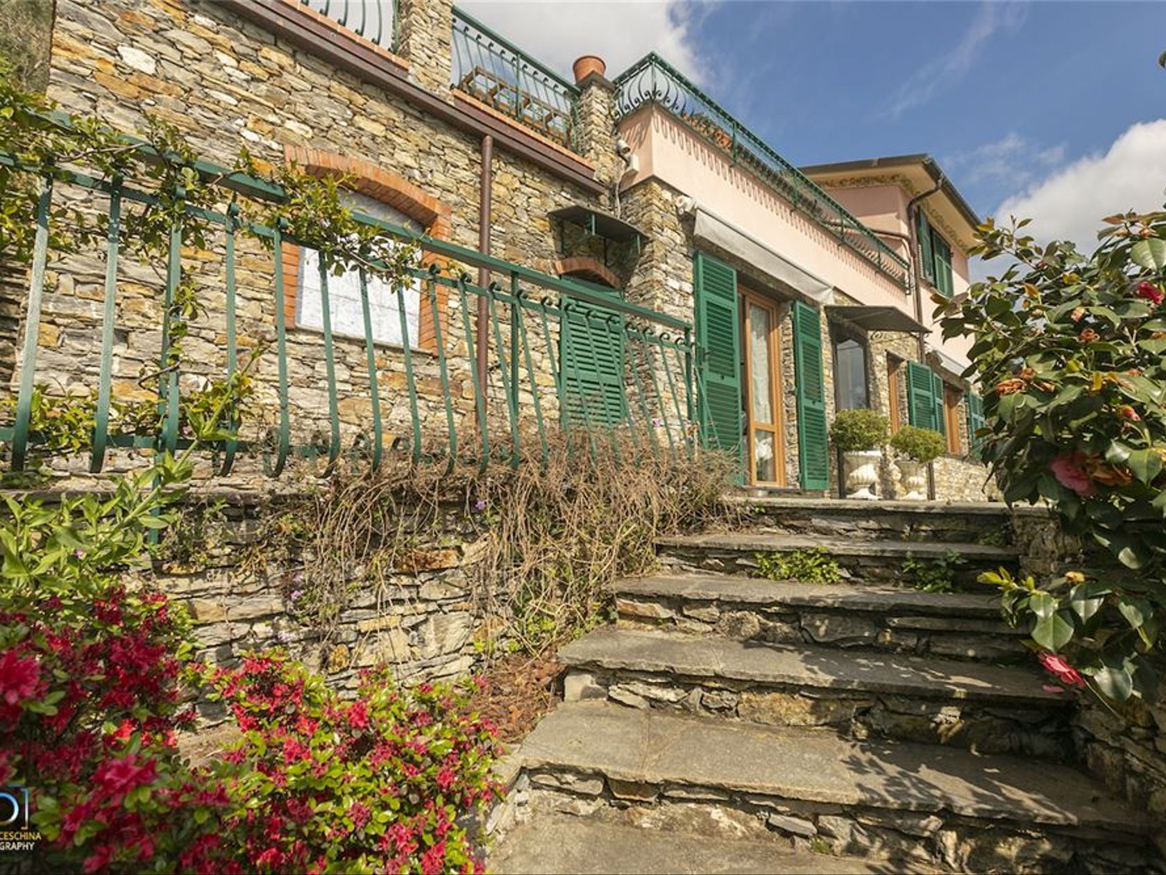 Villa singola Recco, GE Vendita - Foto 106