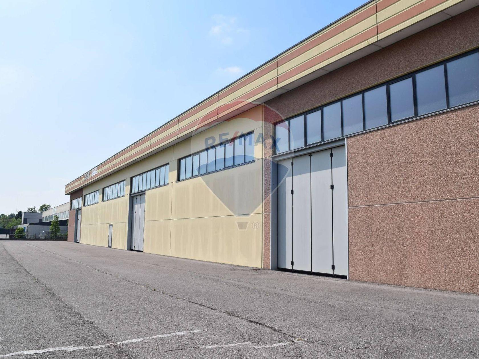 Capannone Industriale Castelletto, Leno, BS Vendita - Foto 5