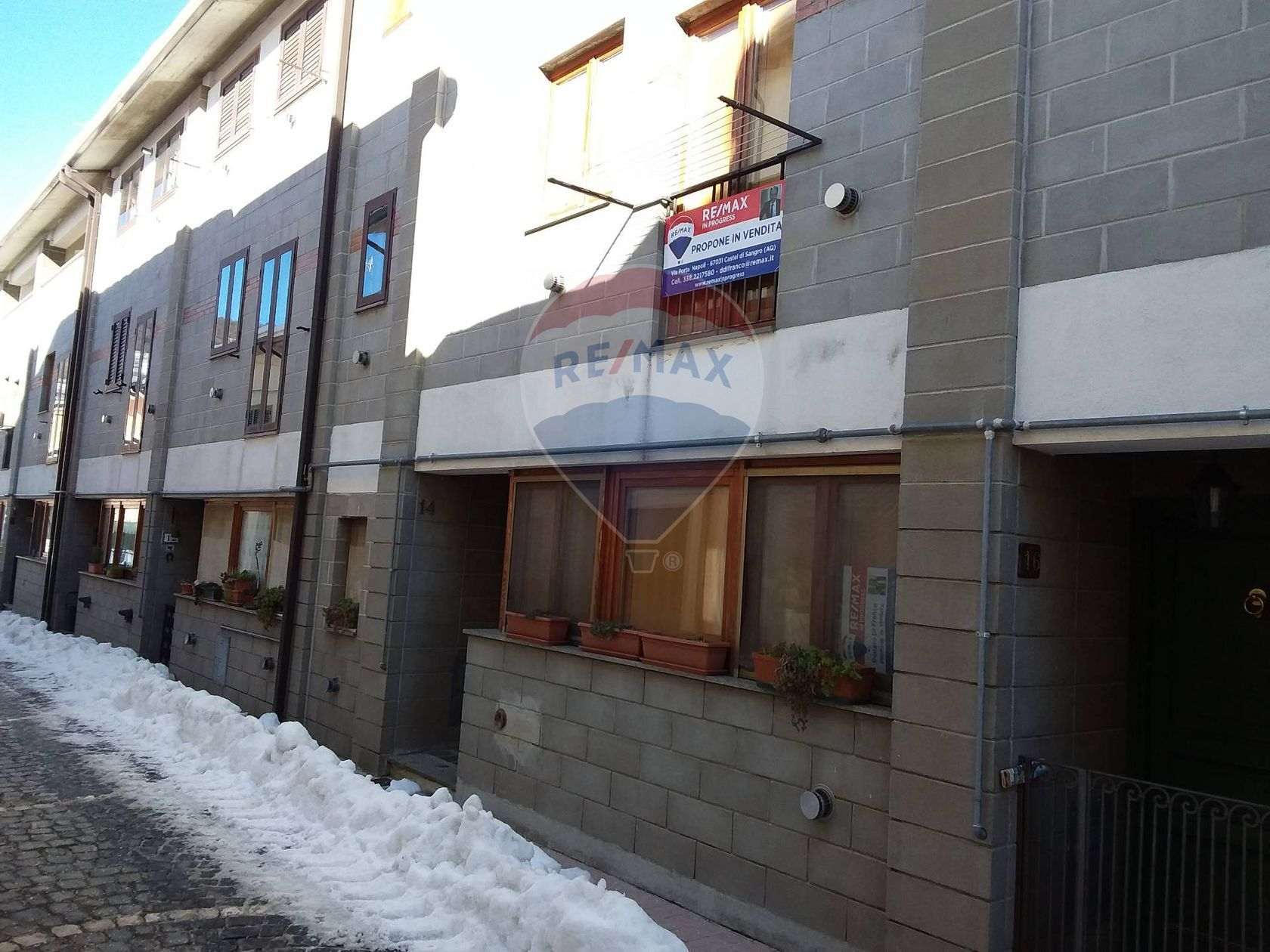 Appartamento Alfedena, AQ Vendita