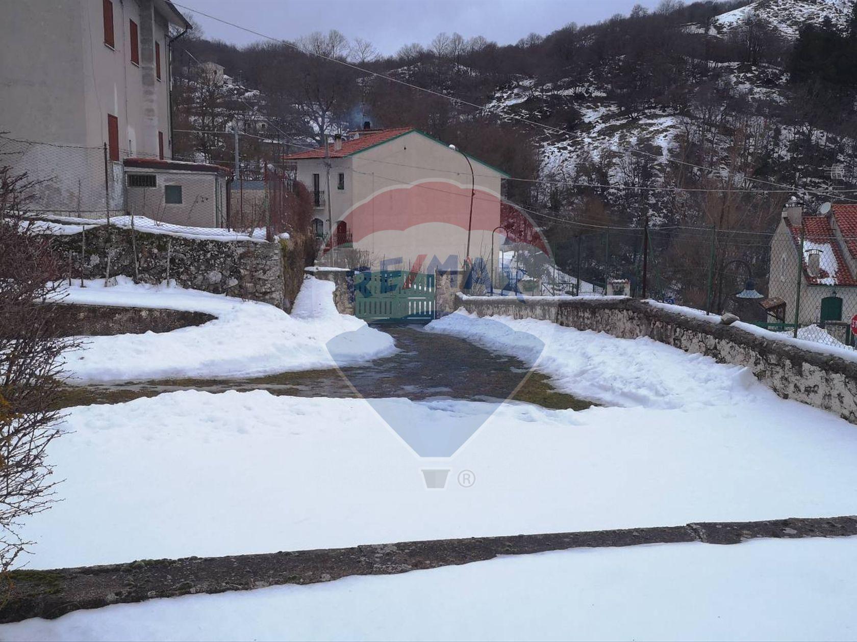Casa Indipendente Civitella Alfedena, AQ Vendita - Foto 91