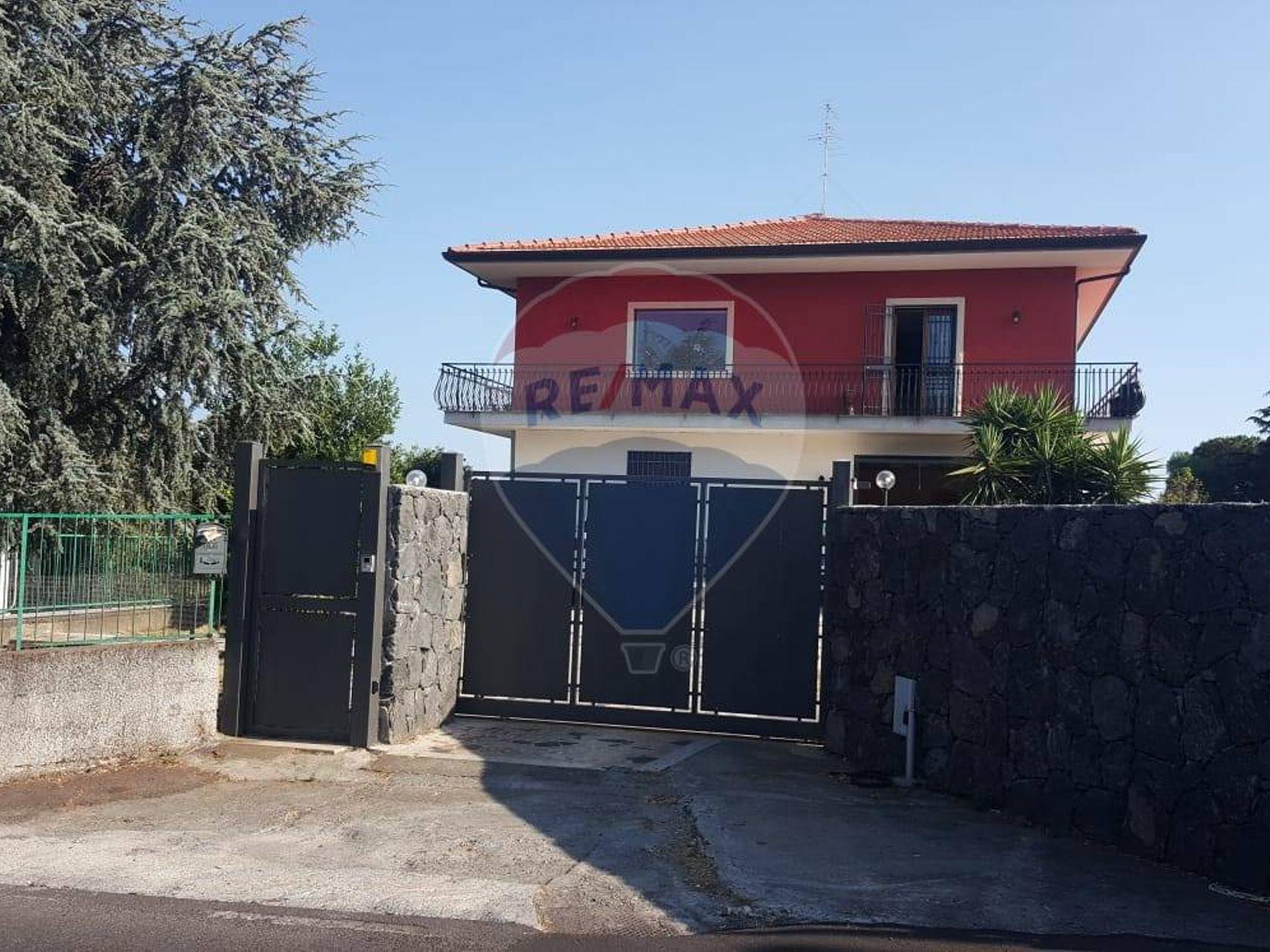 Villa singola Tremestieri Etneo, CT Vendita
