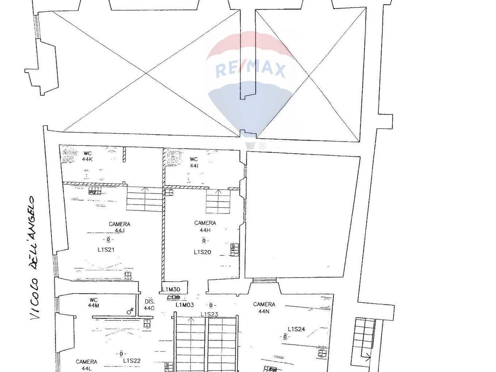 Stabile/Palazzo Spoleto, PG Affitto - Planimetria 2