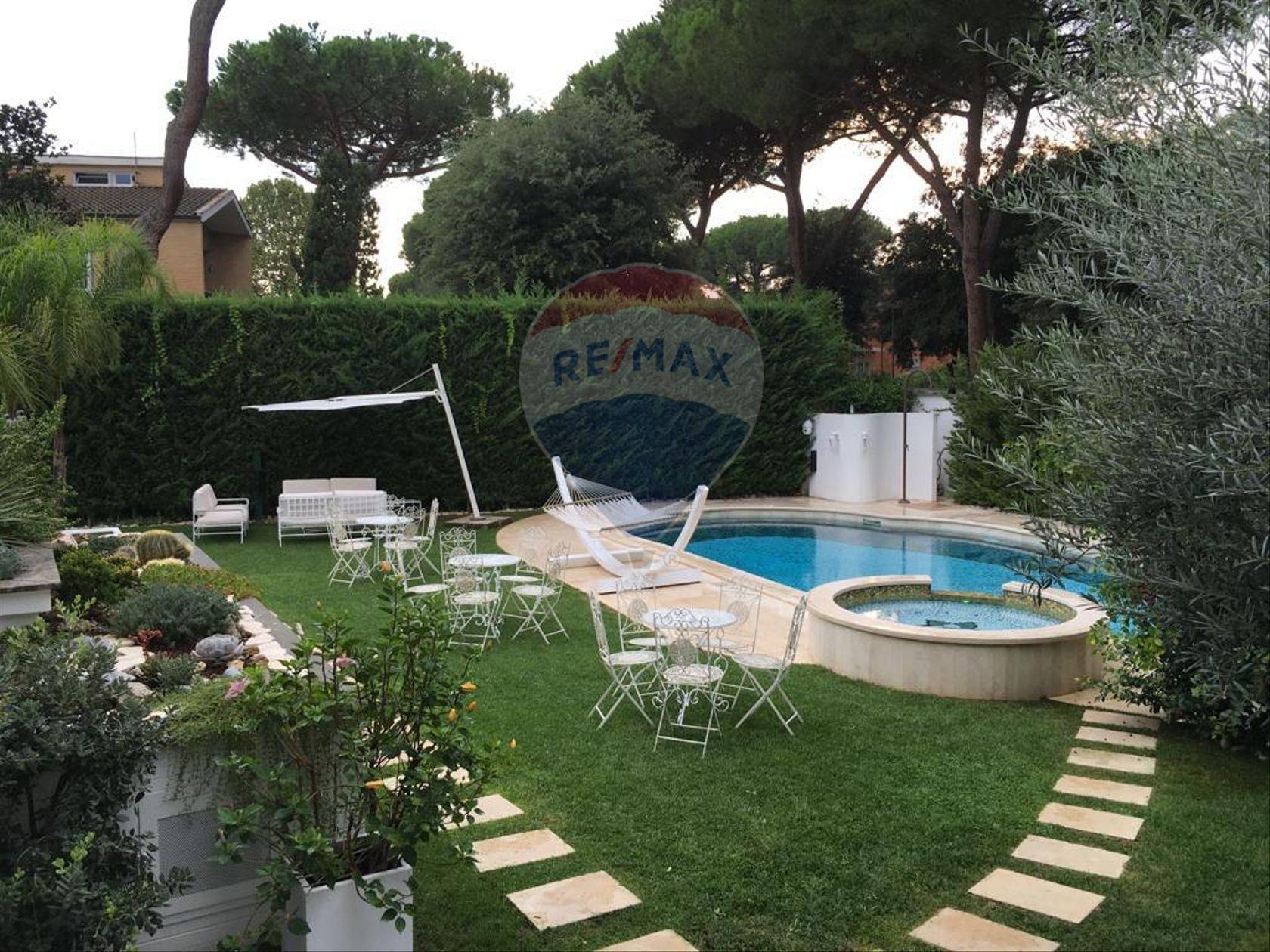 Porzione di villa Casalpalocco, Roma, RM Affitto - Foto 6