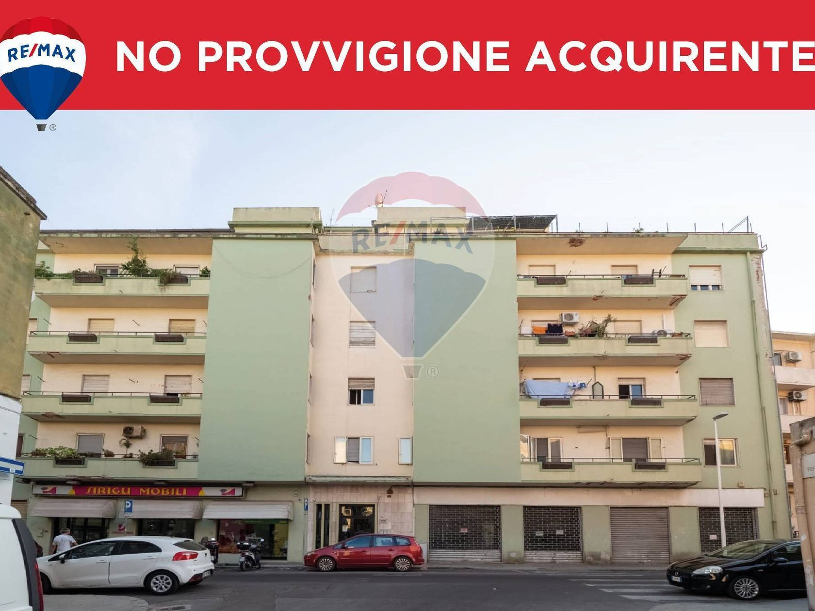 Appartamento Is Mirrionis, Cagliari, CA Vendita